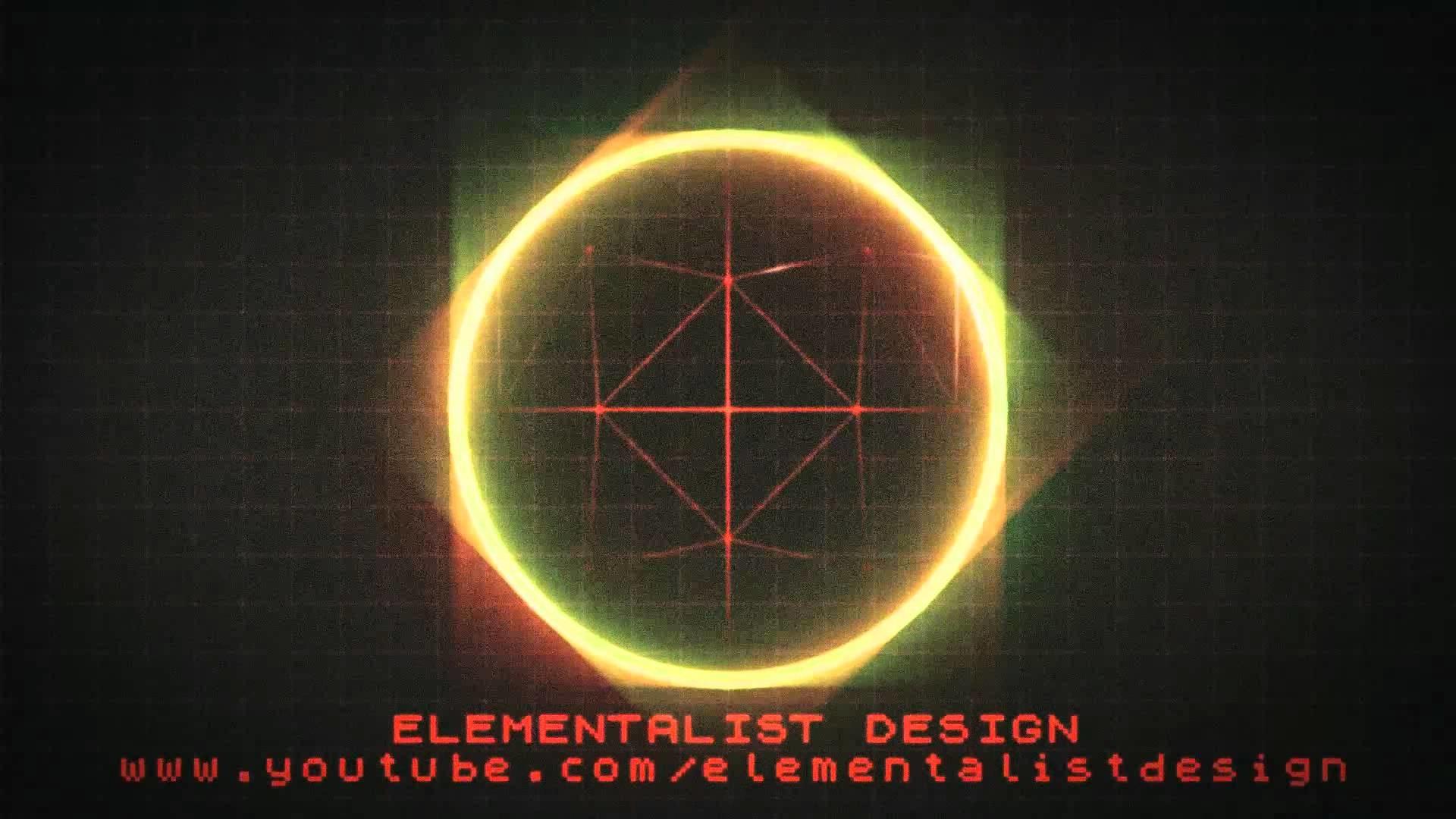 ELEMENTALIST – Element 3D – RETRO 80'S GRAPHICS