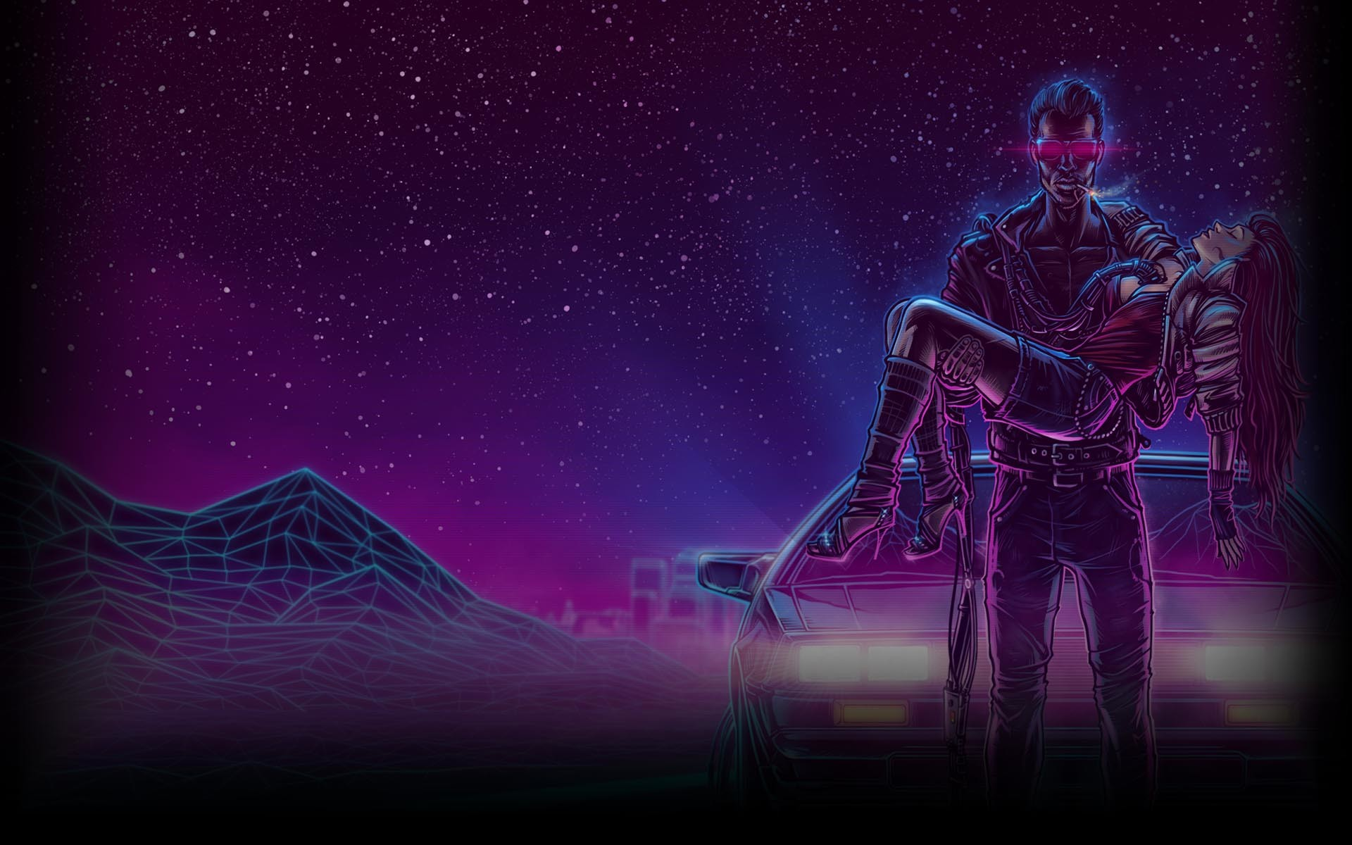 Steam Community :: Guide :: The Most Vaporwave/Aesthetic Backgrounds…Ever