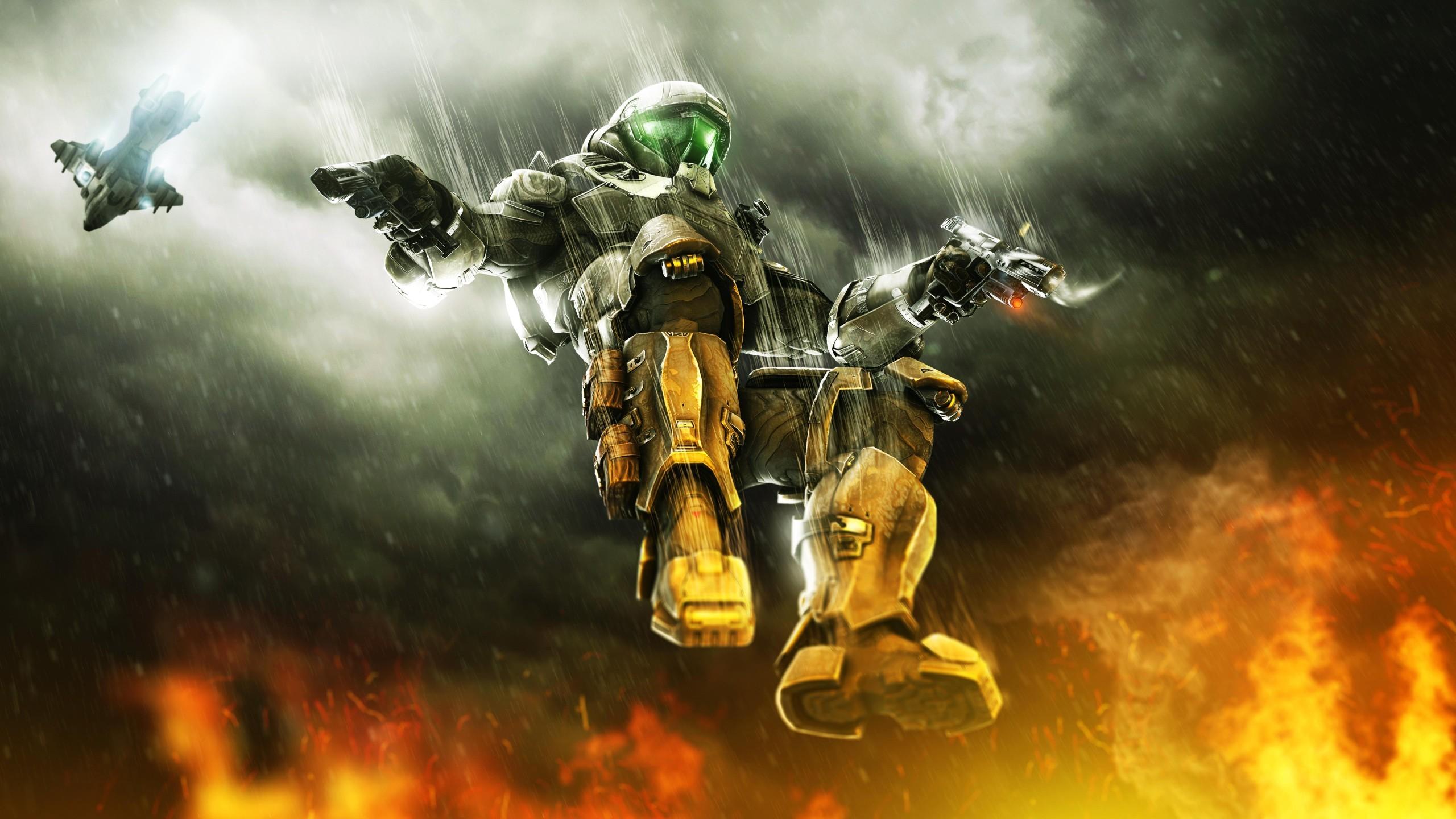 Halo 3 OSDT Artwork 4K 8K Wallpapers | HD Wallpapers