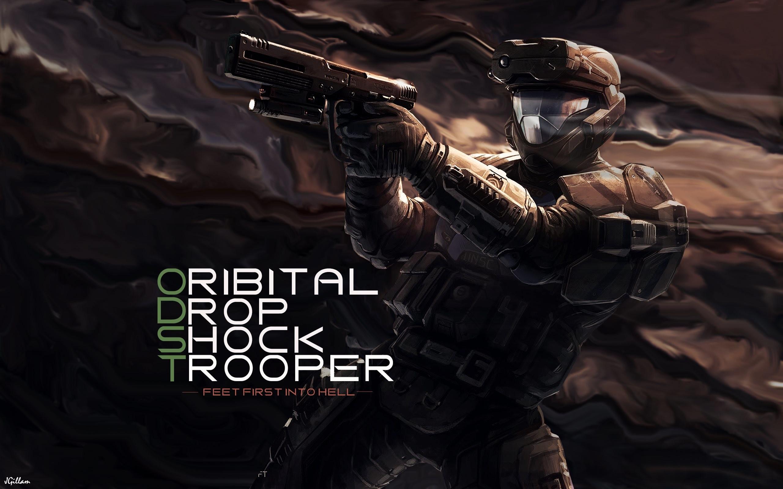 Halo 3: ODST Wallpaper · HD Wallpapers