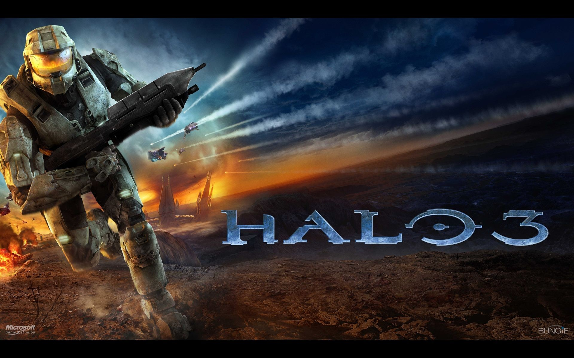 Gallery for – halo wallpaper for x box