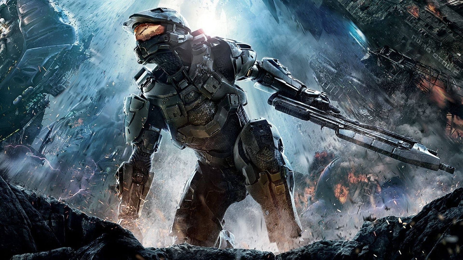 Backgrounds In High Quality: Halo 4 by Leesa Bednar, 28/04/2014