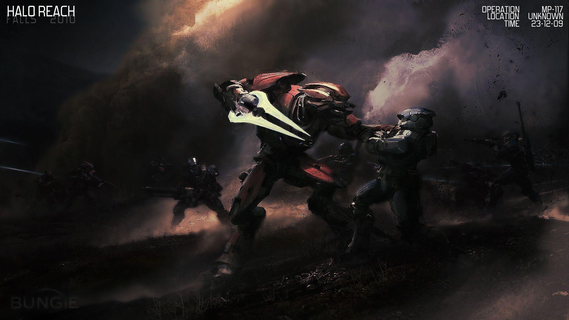 Awesome Halo Backgrounds