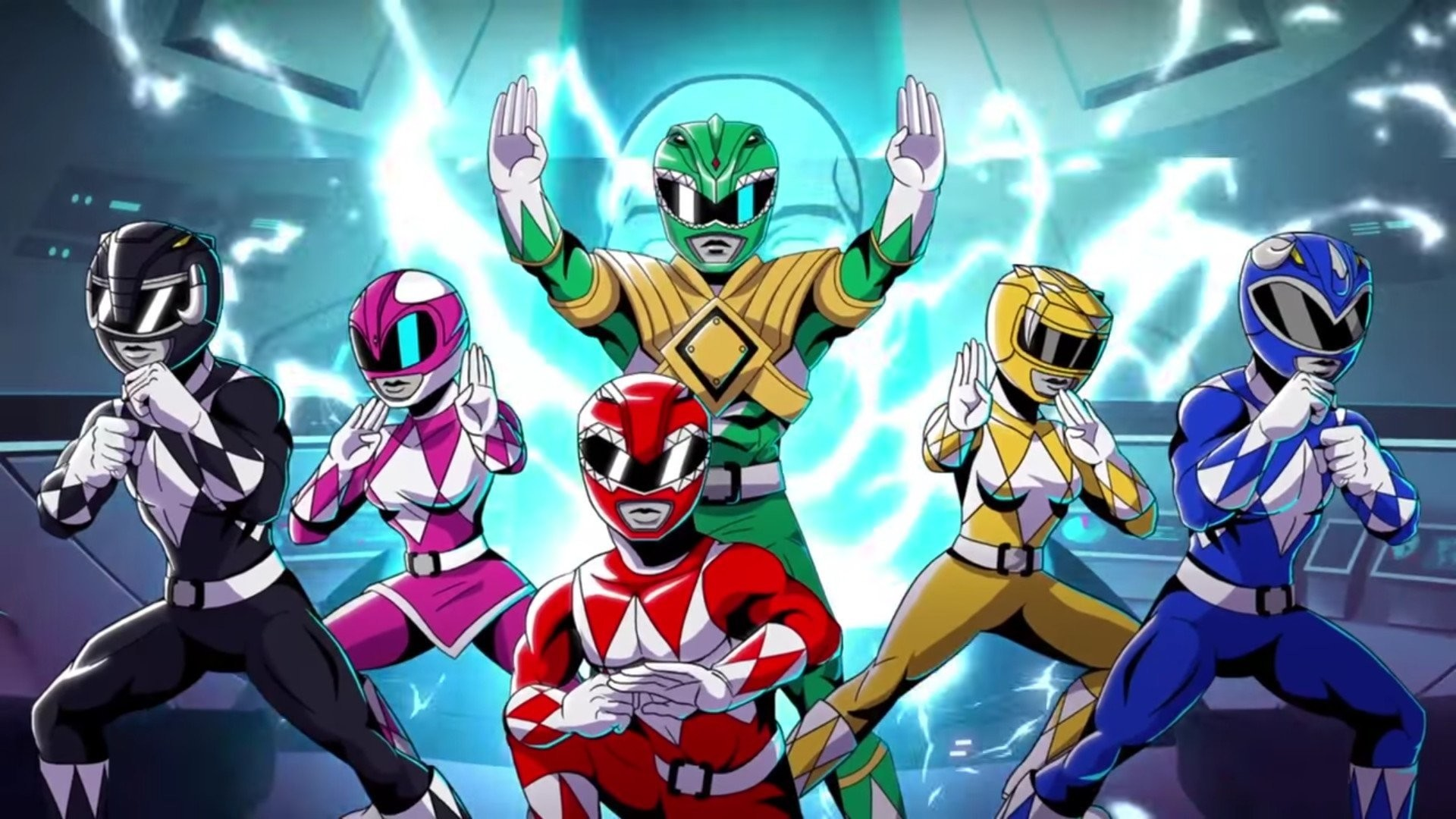 HD Wallpaper   Background ID:781416. Video Game Mighty Morphin  Power Rangers: …