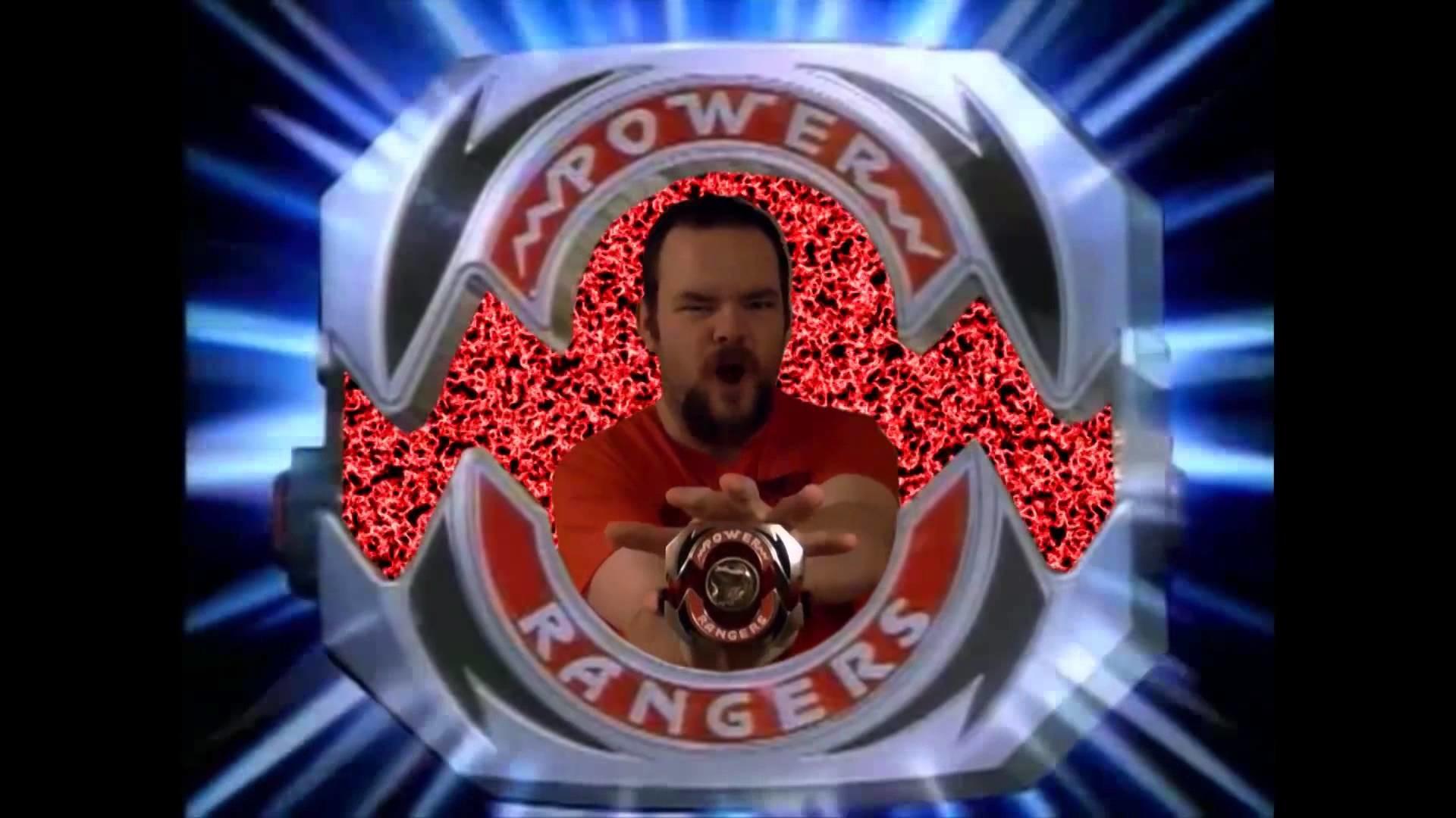 Mighty Morphin' Power Rangers – Red Ranger Morph (Legacy Morpher) – YouTube