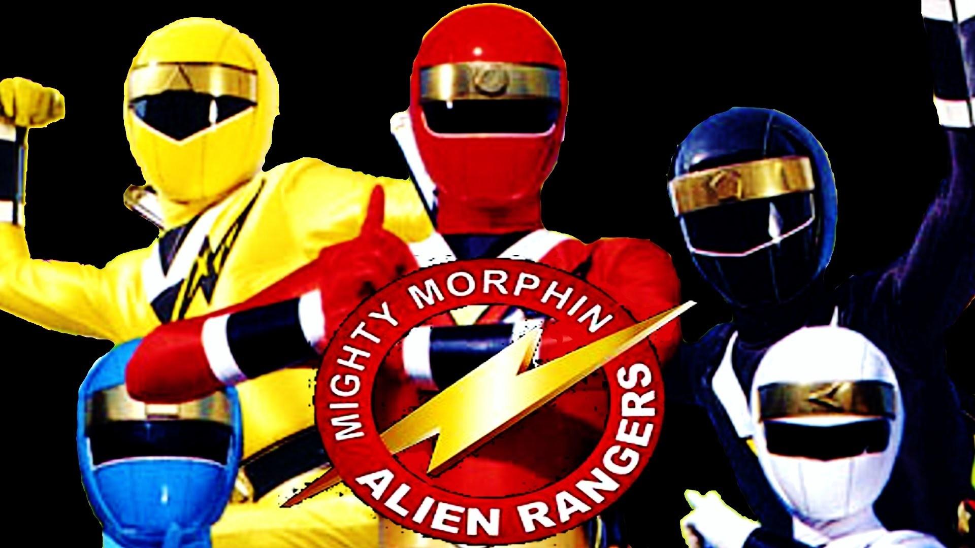 Top 5 Mighty Morphin Alien Rangers Episodes