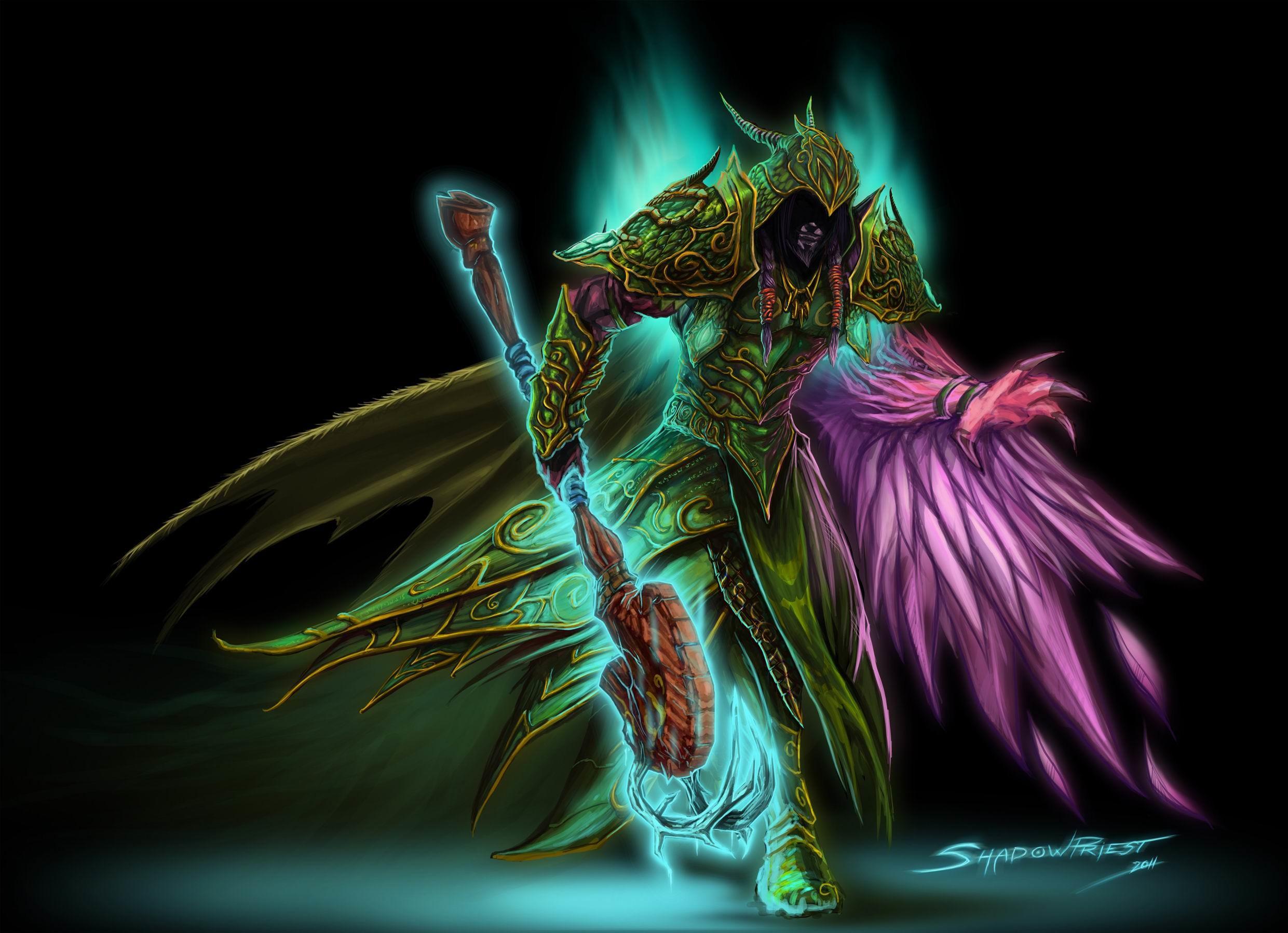… World Of Warcraft Wallpaper Druid (04) …