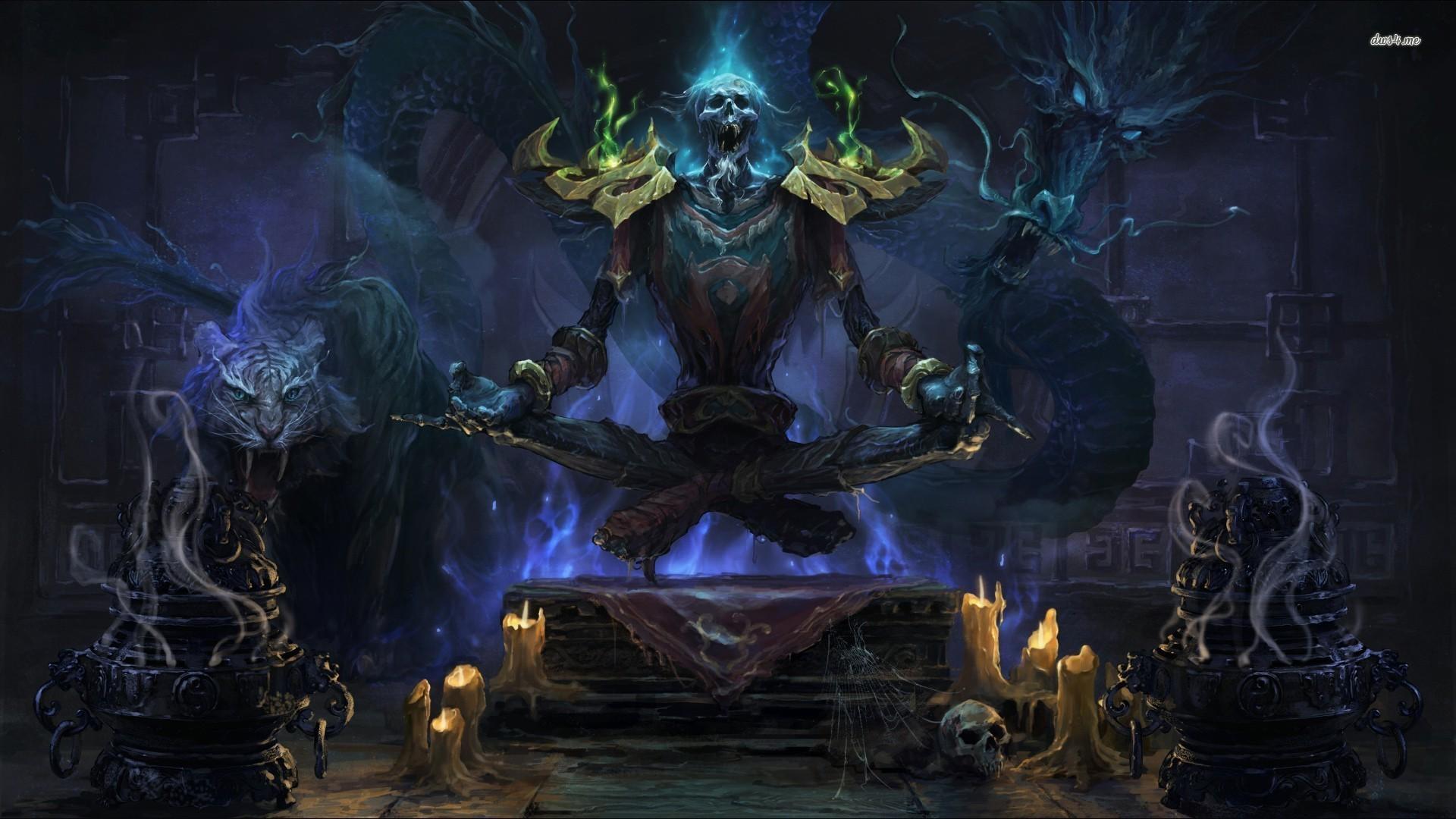 World of Warcraft Druid Wallpaper World of Warcraft Wallpaper