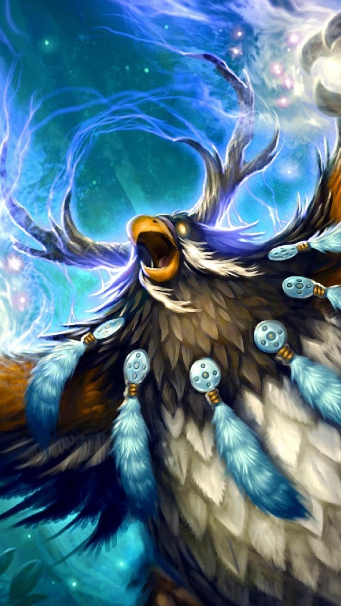 Wallpaper wow, druid, world of warcraft