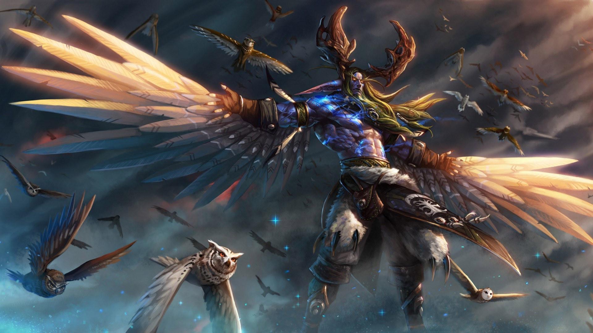 malfurion-stormrage-world-of-warcraft-game-hd-wallpaper-1920×1080-6739.jpg  (1920×1080) | Blizzard | Pinterest | Character ideas