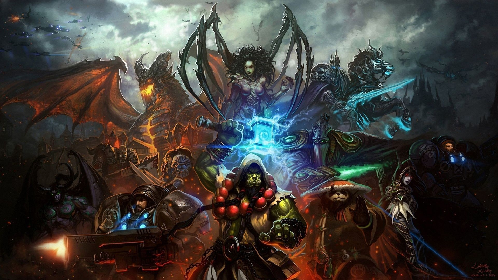 World Of Warcraft Wallpaper HD Gallery Tag