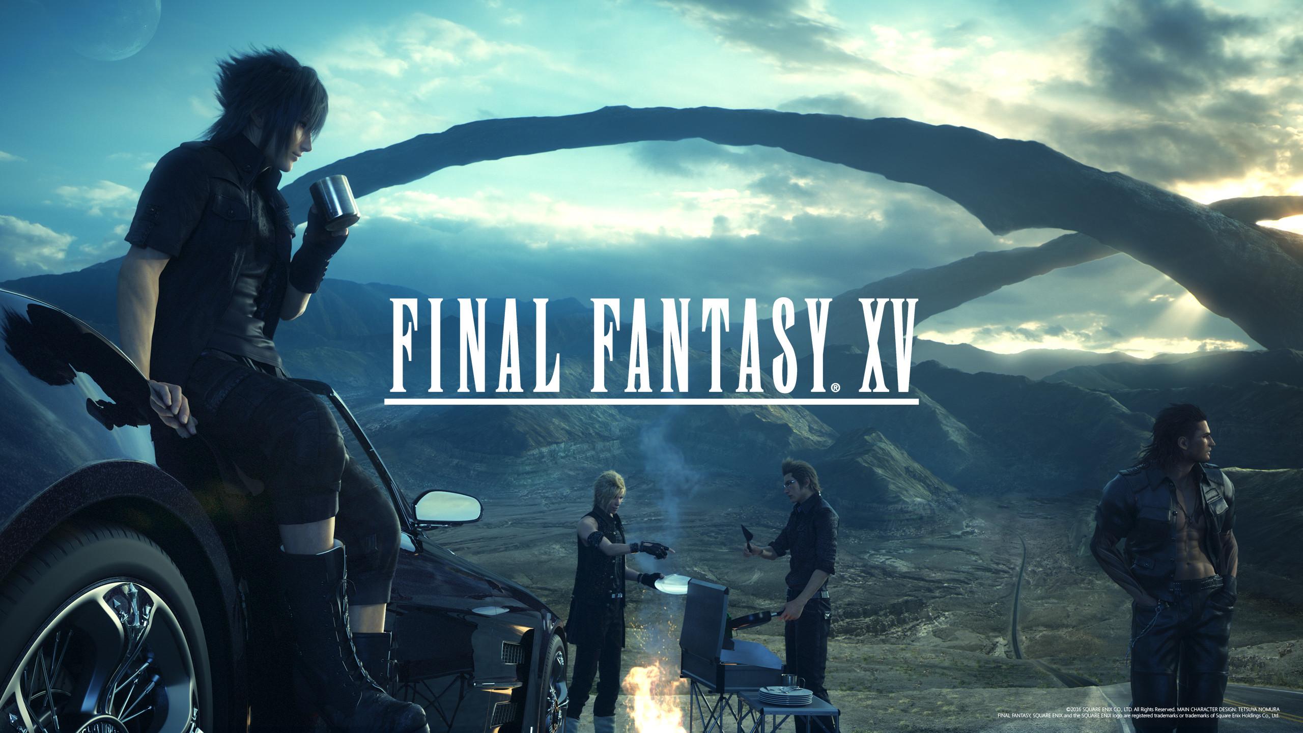 Final Fantasy XV 2016 Game