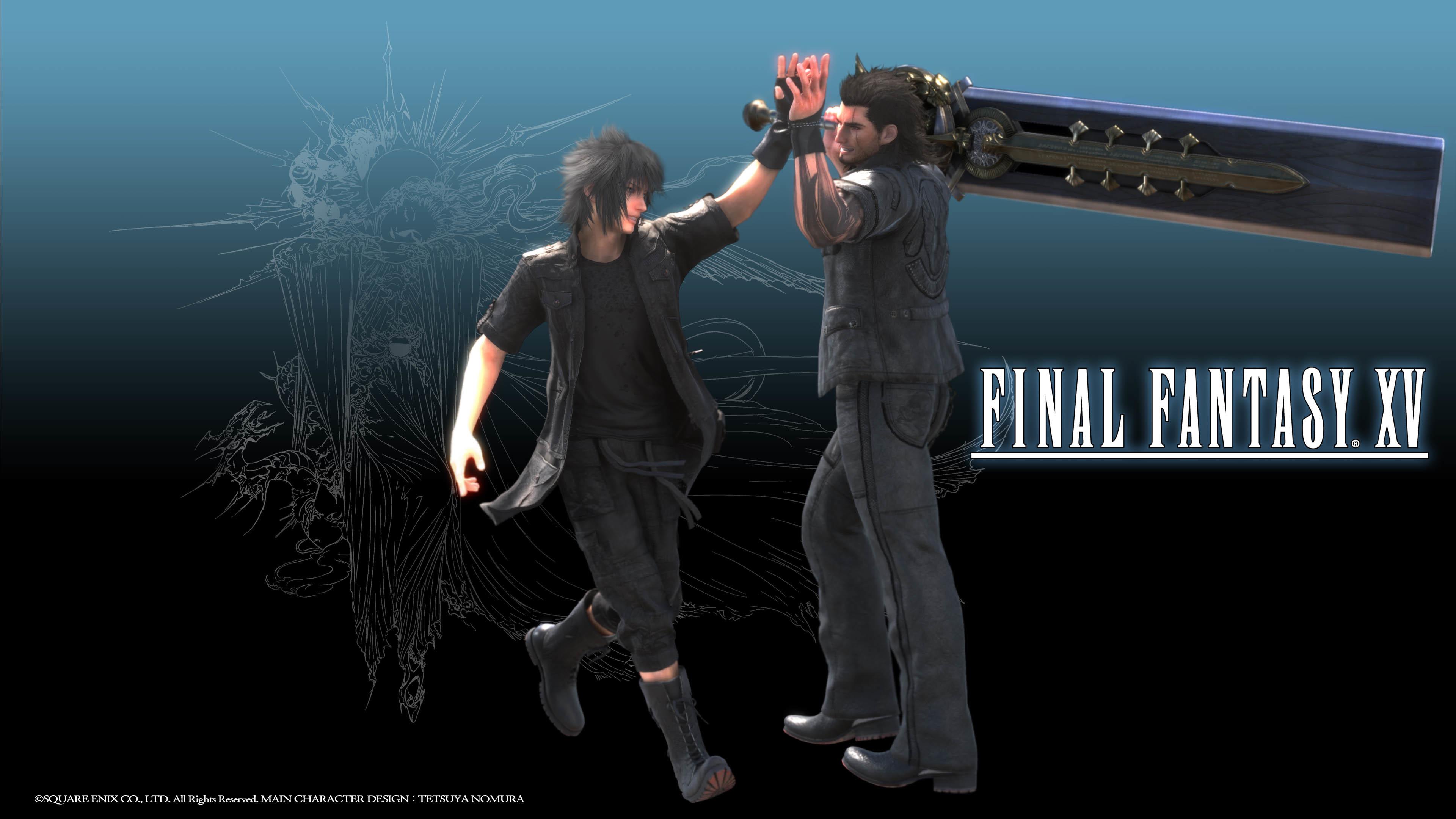 Noctis & Gladio – Final Fantasy XV wallpaper