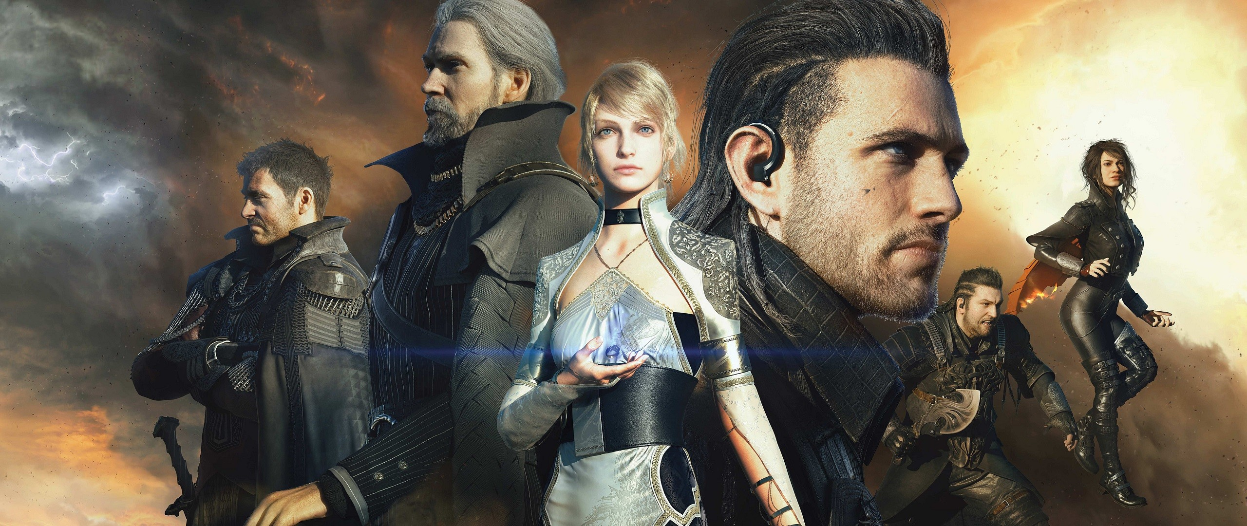 5 Kingsglaive: Final Fantasy XV HD Wallpapers   Backgrounds – Wallpaper  Abyss