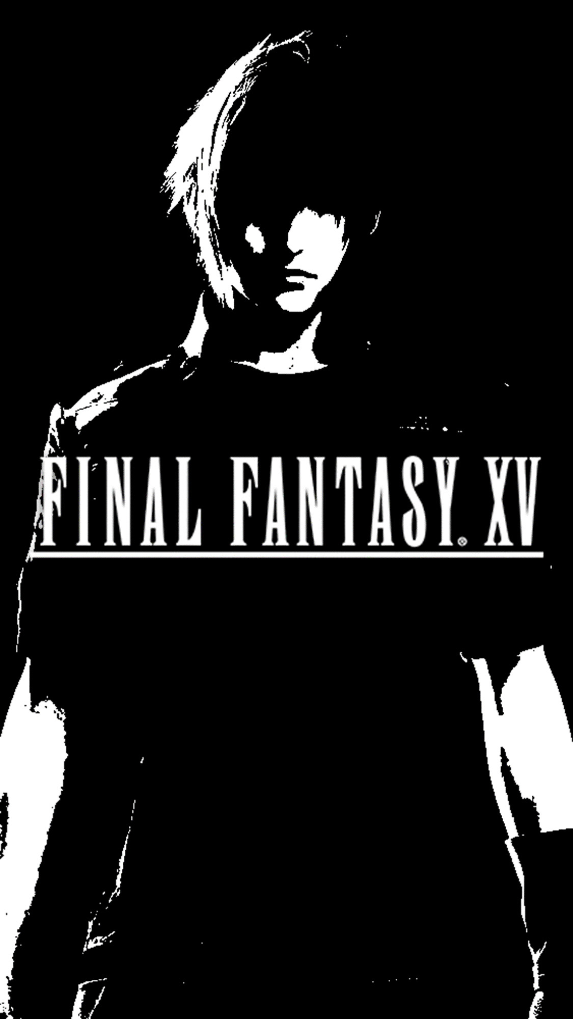 … Final Fantasy XV Wallpaper Mobile by Hokage455