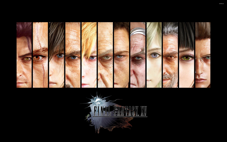 Final Fantasy XV [5] wallpaper