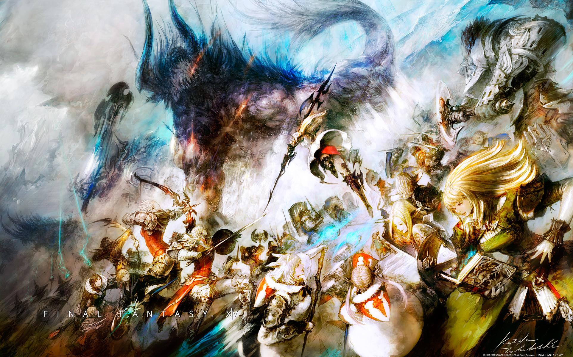 … Final Fantasy XV Wallpaper