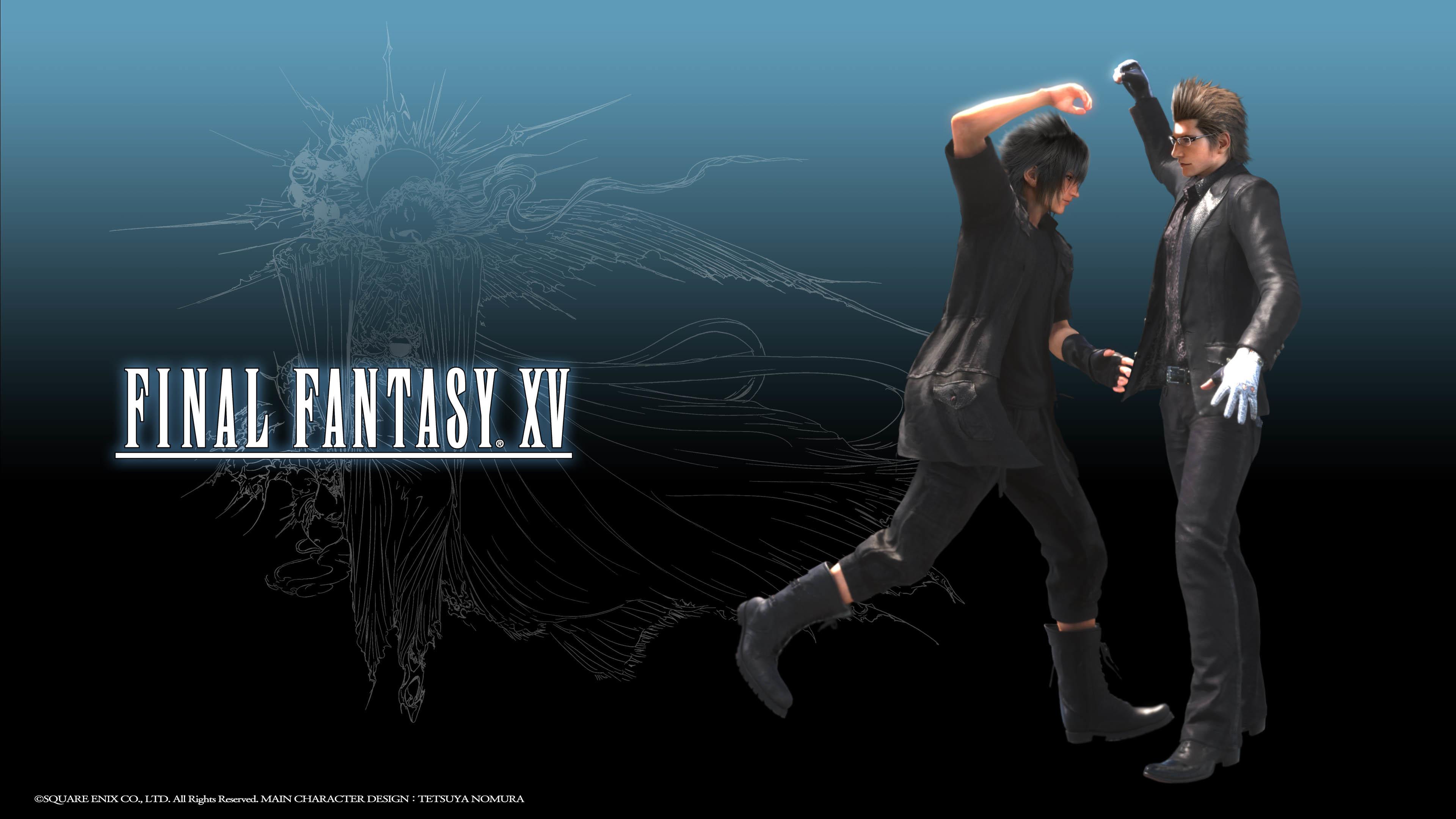 Noctis & Ignis – Final Fantasy XV wallpaper