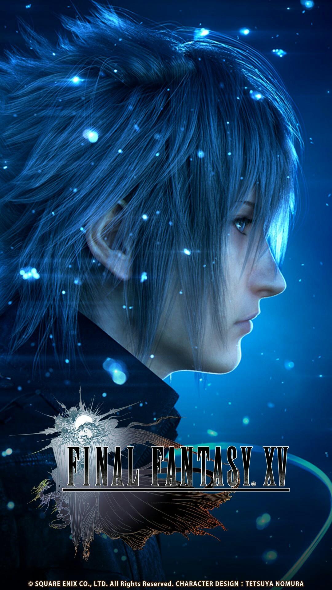 Final Fantasy XV – Noctis