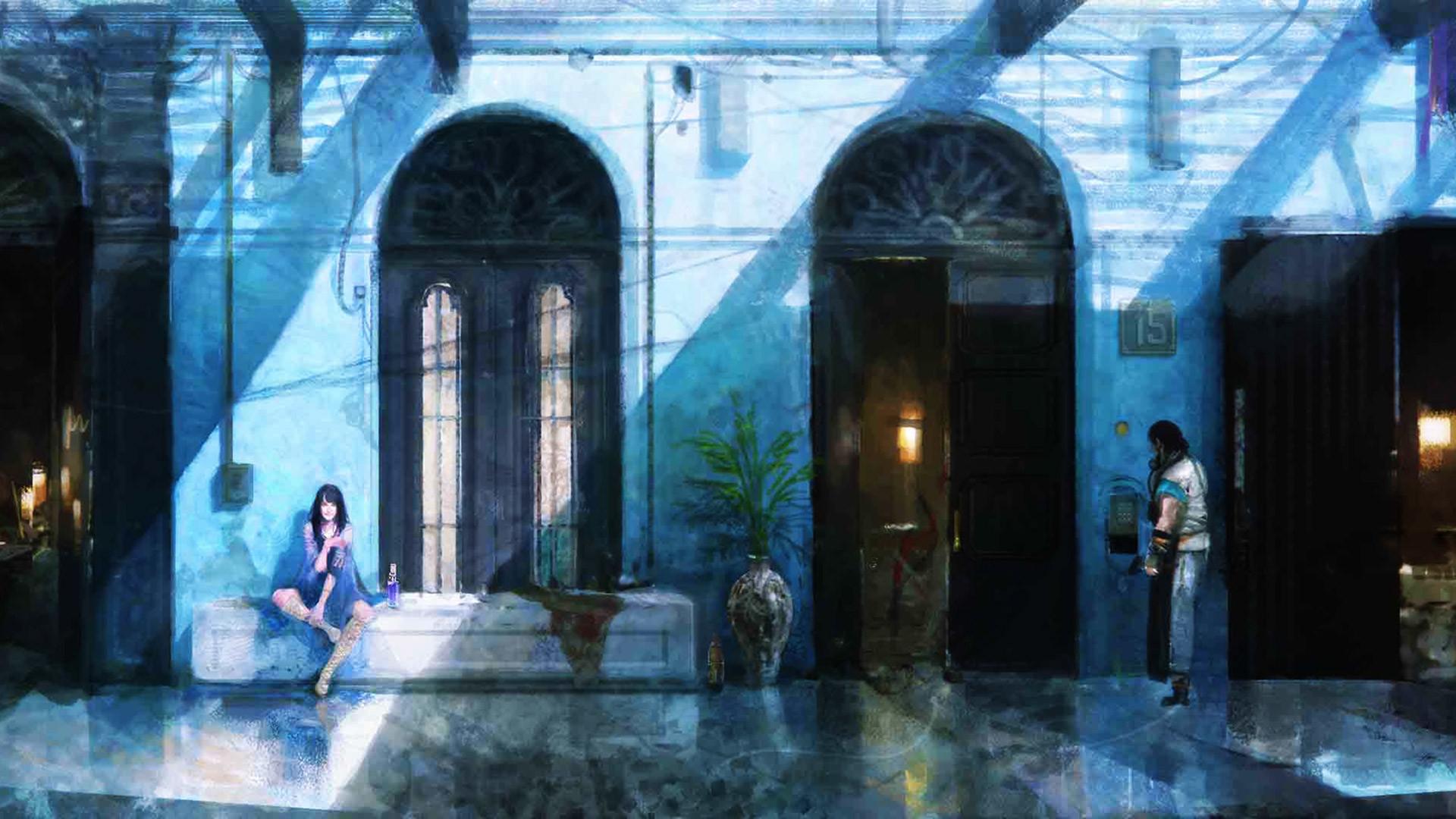 Free Final Fantasy XV Wallpaper in 1920×1080