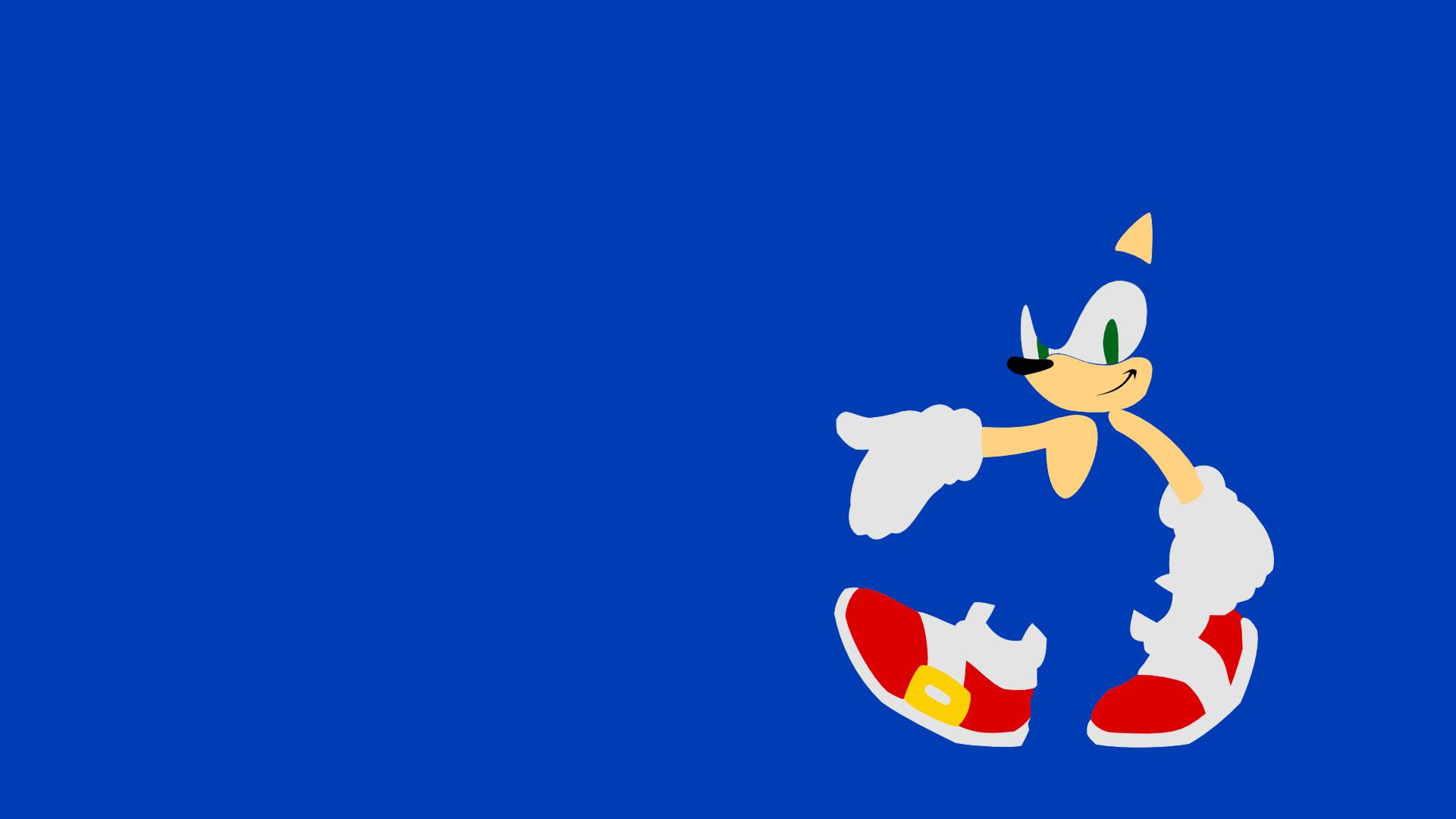 Sonic The Hedgehog Full HD Wallpaper