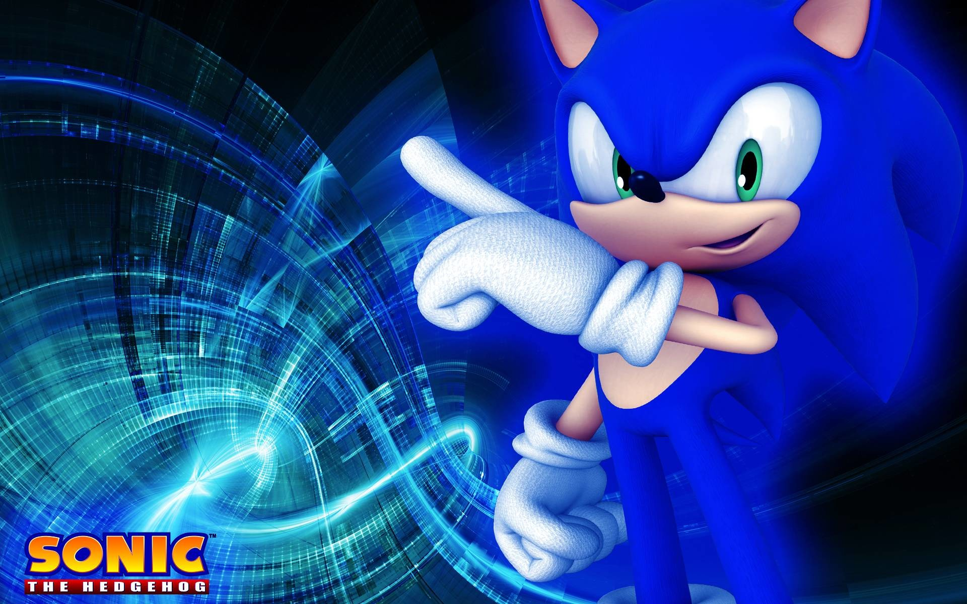 Sonic The Hedgehog – Wallpaper by SonicTheHedgehogBG on DeviantArt