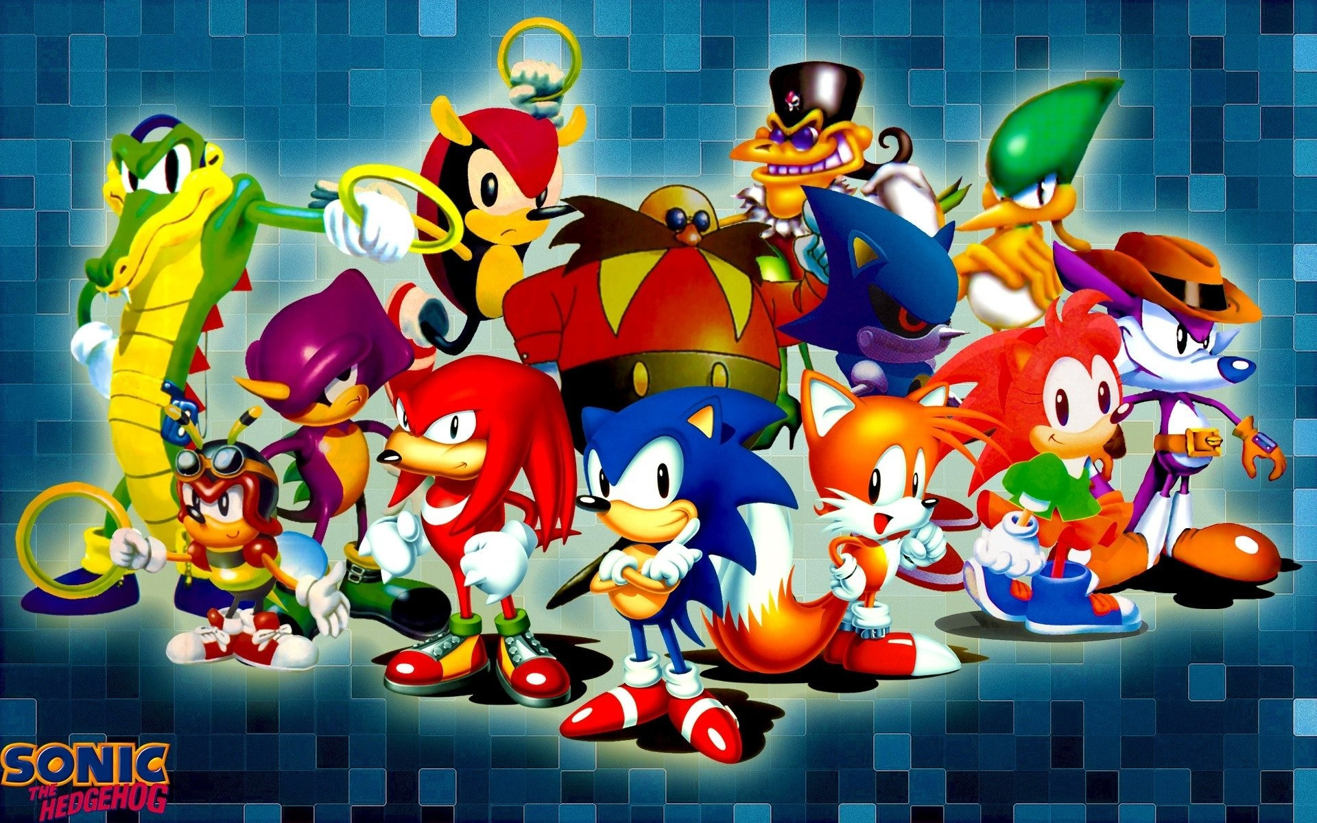 Sonic the Hedgehog · HD Wallpaper   Background ID:416483