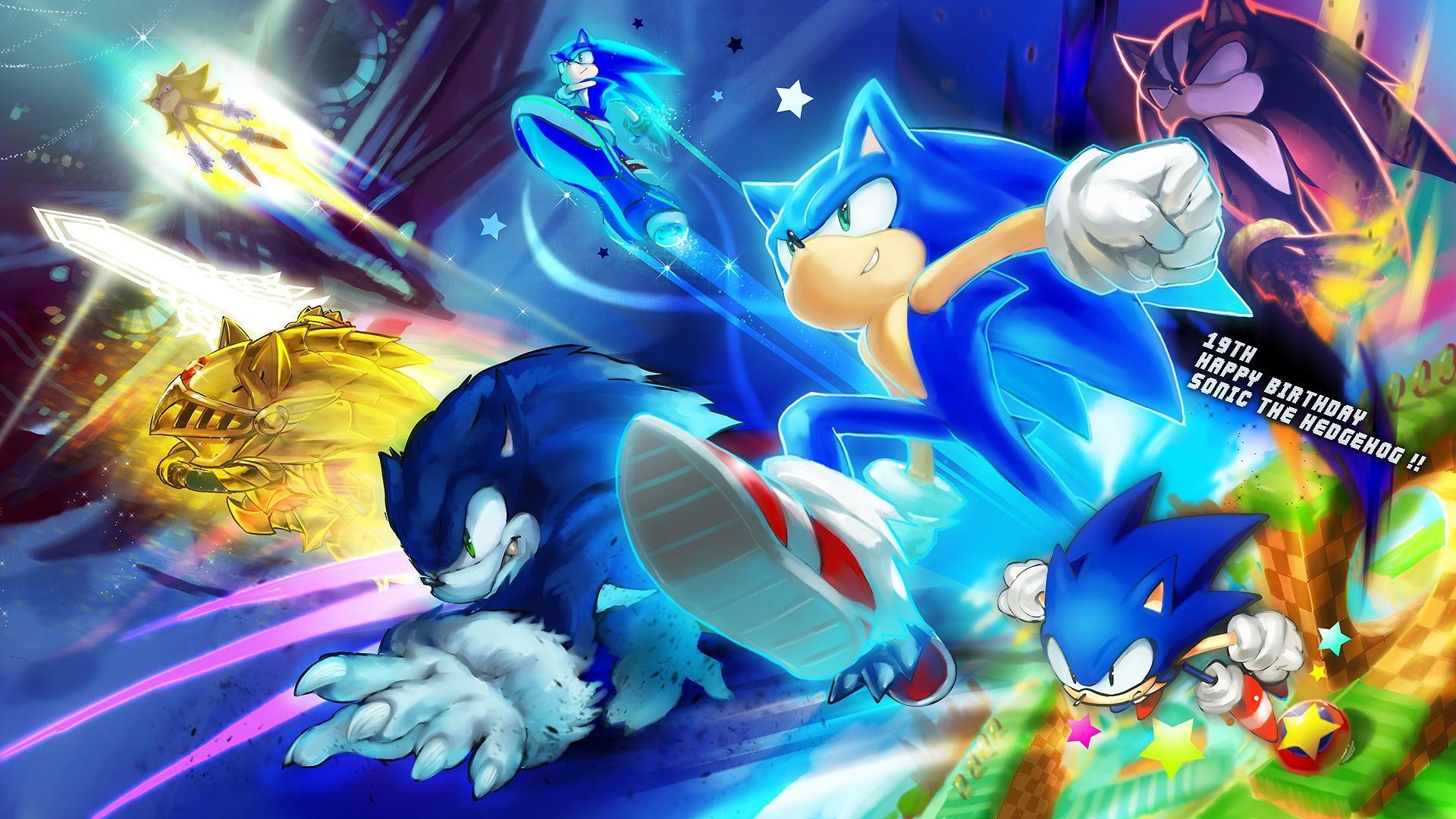 Sonic the Hedgehog · download Sonic the Hedgehog image