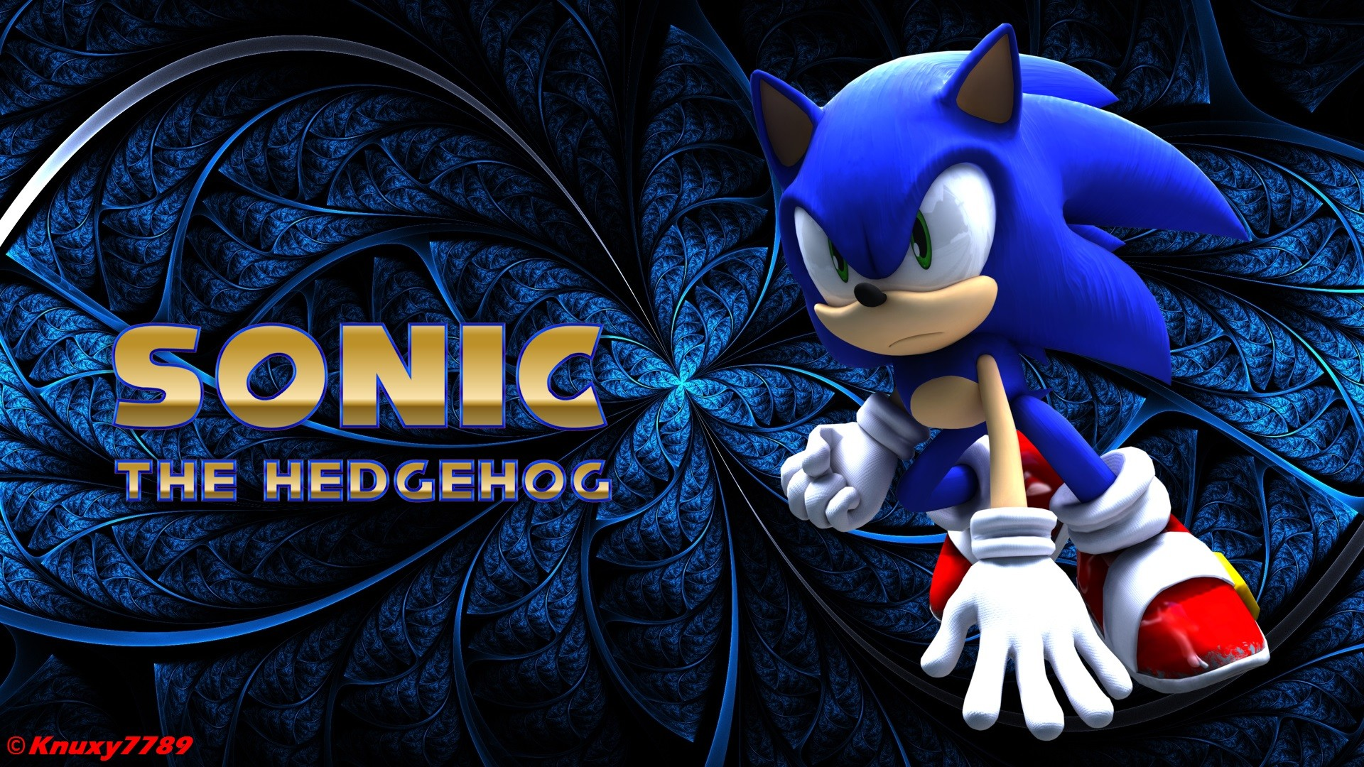 … Sonic the Hedgehog – Wallpaper[3] by Knuxy7789