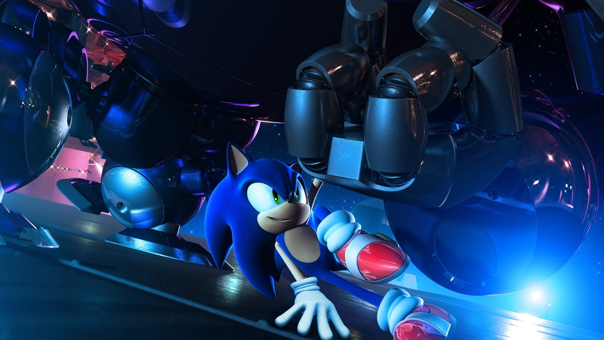 Video Game – Sonic Unleashed Sonic the Hedgehog Wallpaper