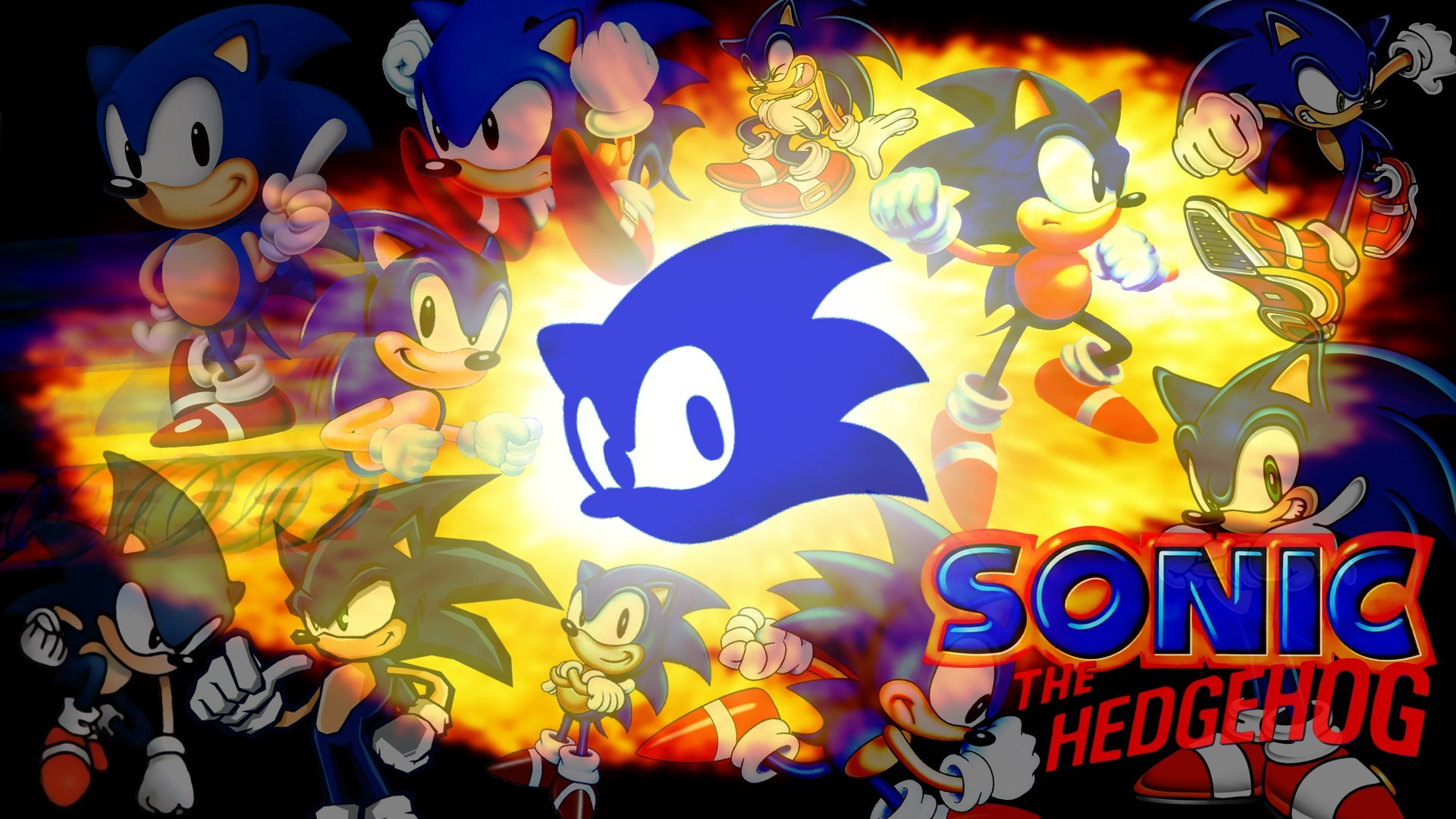 sonic the hedgehog wallpaper – Background hd – sonic the hedgehog category