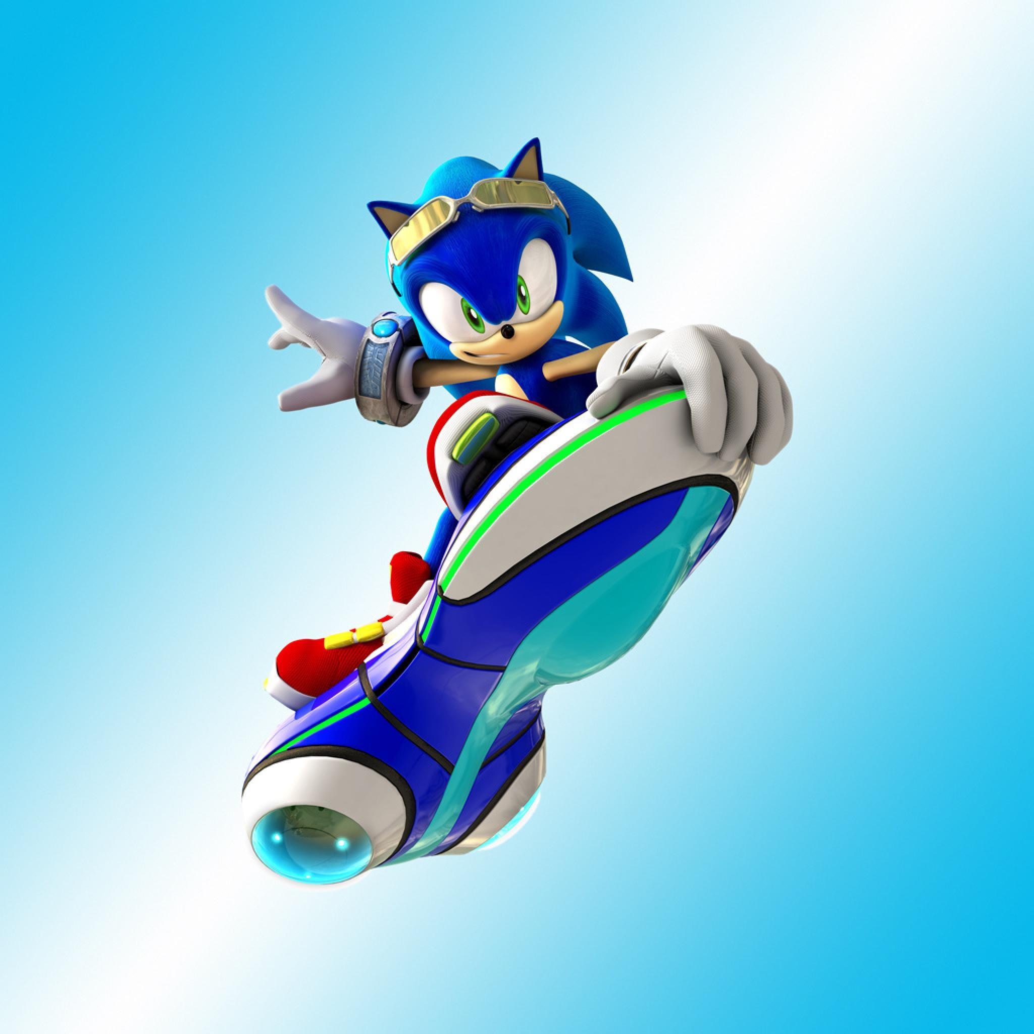 Games – Super Sonic The Hedgehog – iPad iPhone HD Wallpaper Free