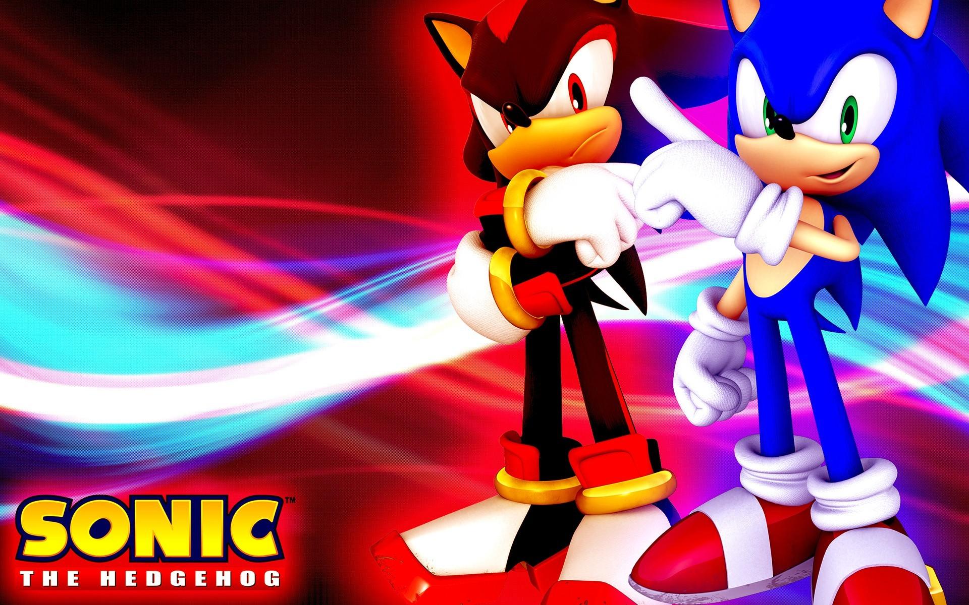 Video Game – Sonic the Hedgehog Shadow the Hedgehog Wallpaper