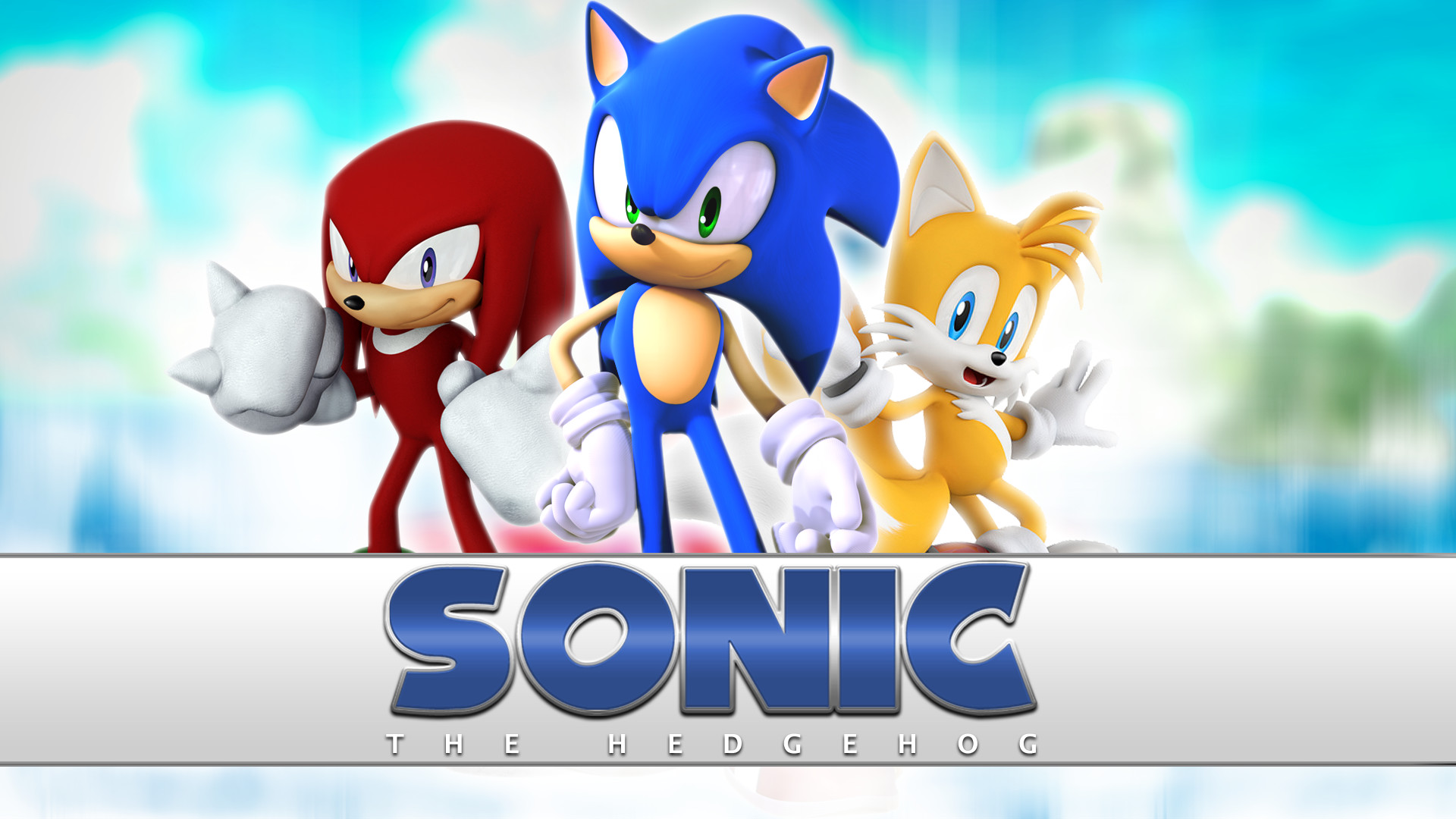 64 Sonic The Hedgehog Background
