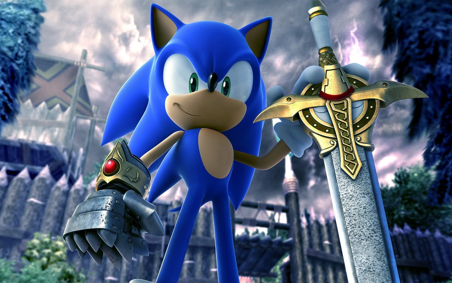 Sonic the Hedgehog · HD Wallpaper   Background ID:217943