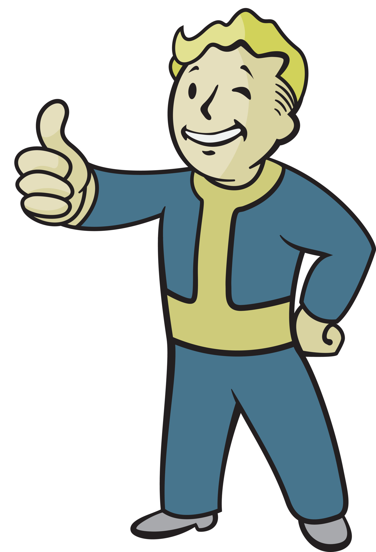 blog:RenaissanceReaper/Fake Vault Boy – PlayStation All-Stars Wiki .