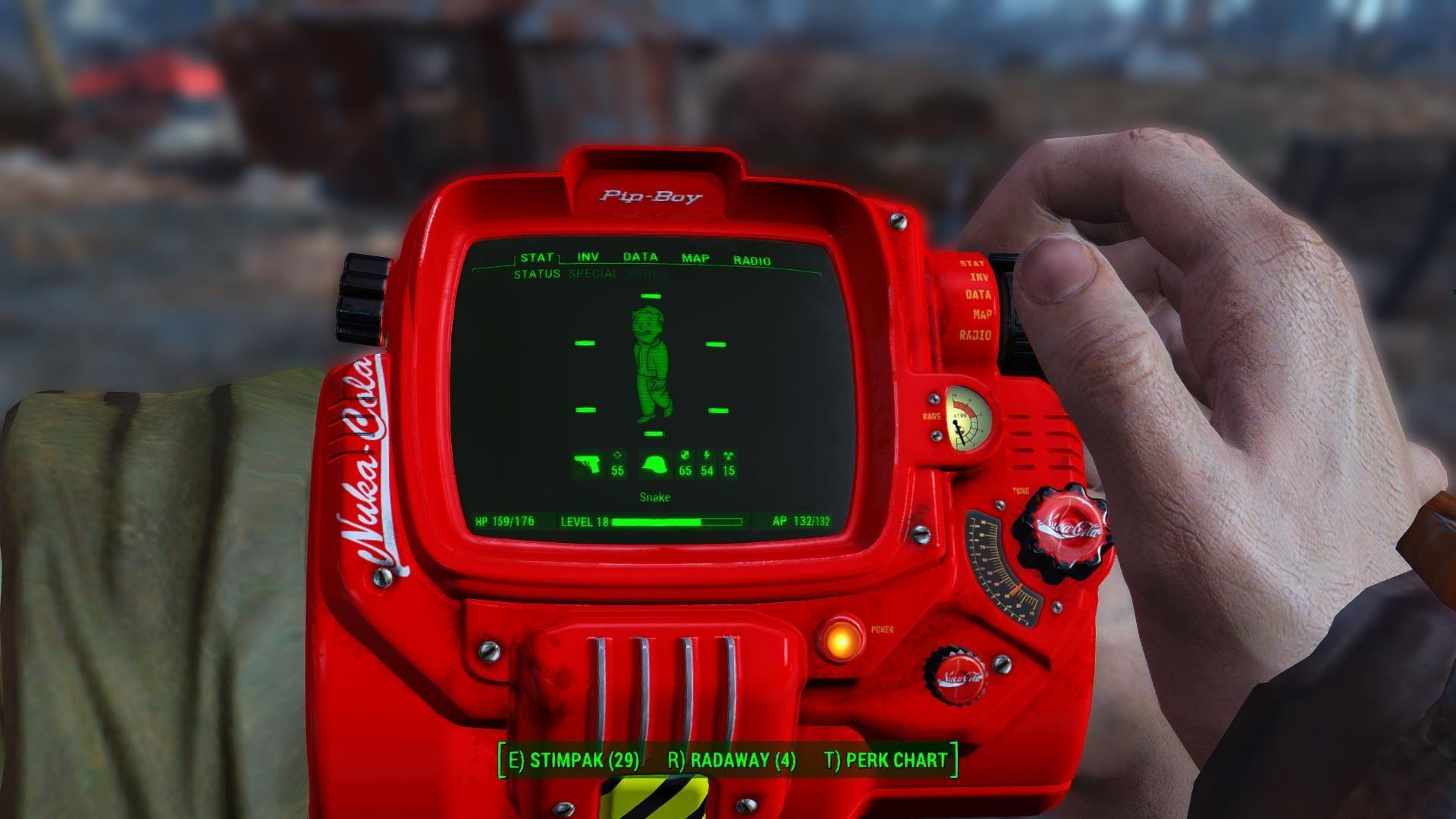 Nuka-Cola Pip-Boy Fallout4