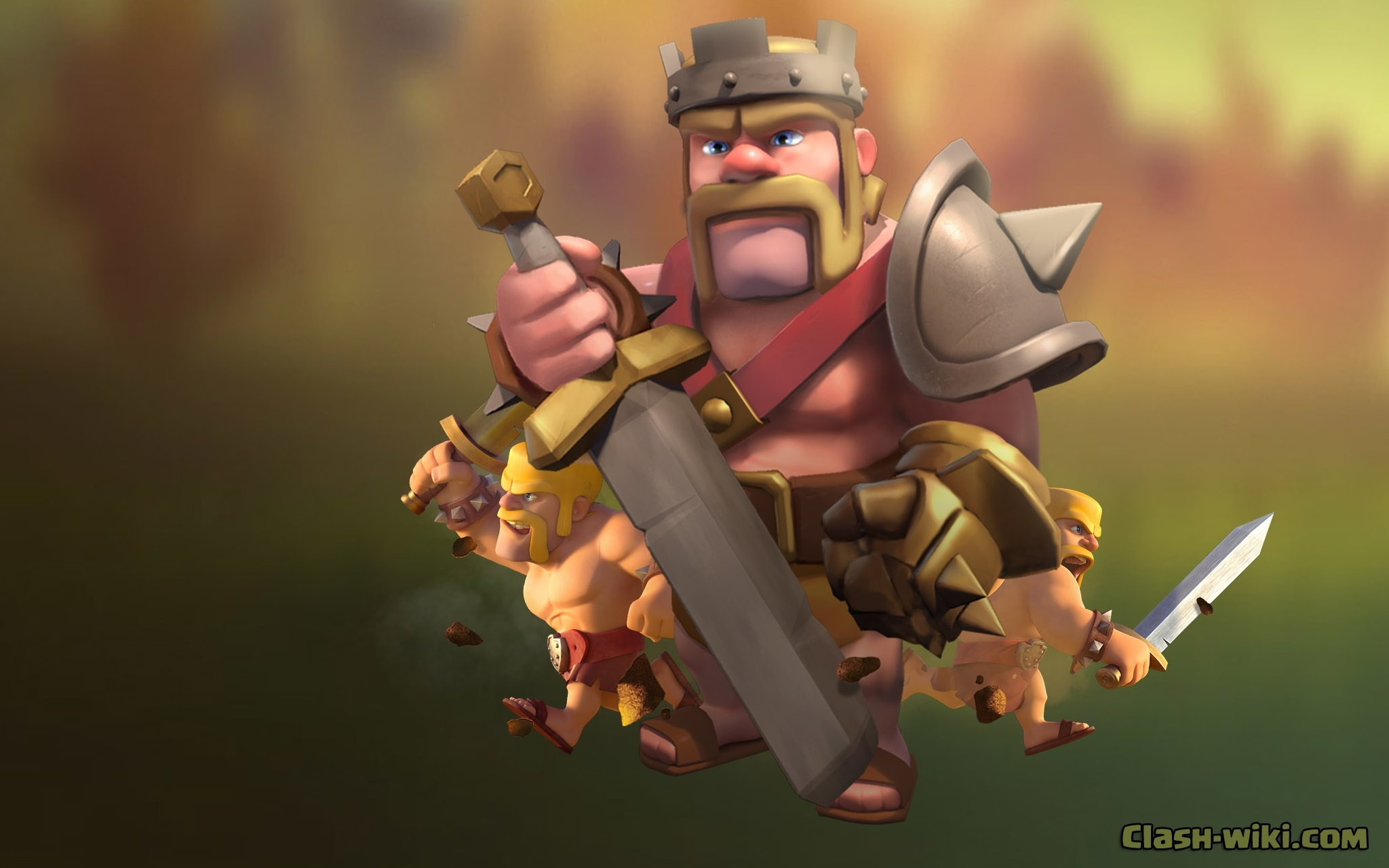 clash of clans wallpapers wiki com