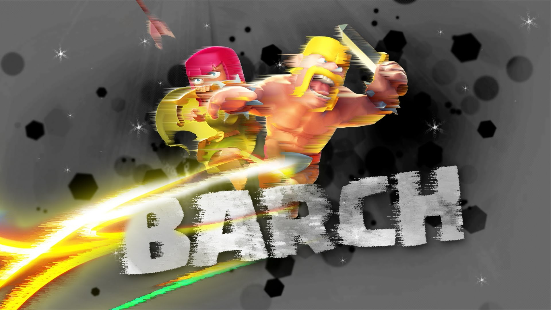 Clash of Clans Art Barch Attack Strategy HD Wallpaper Background Art  Drawing – YouTube