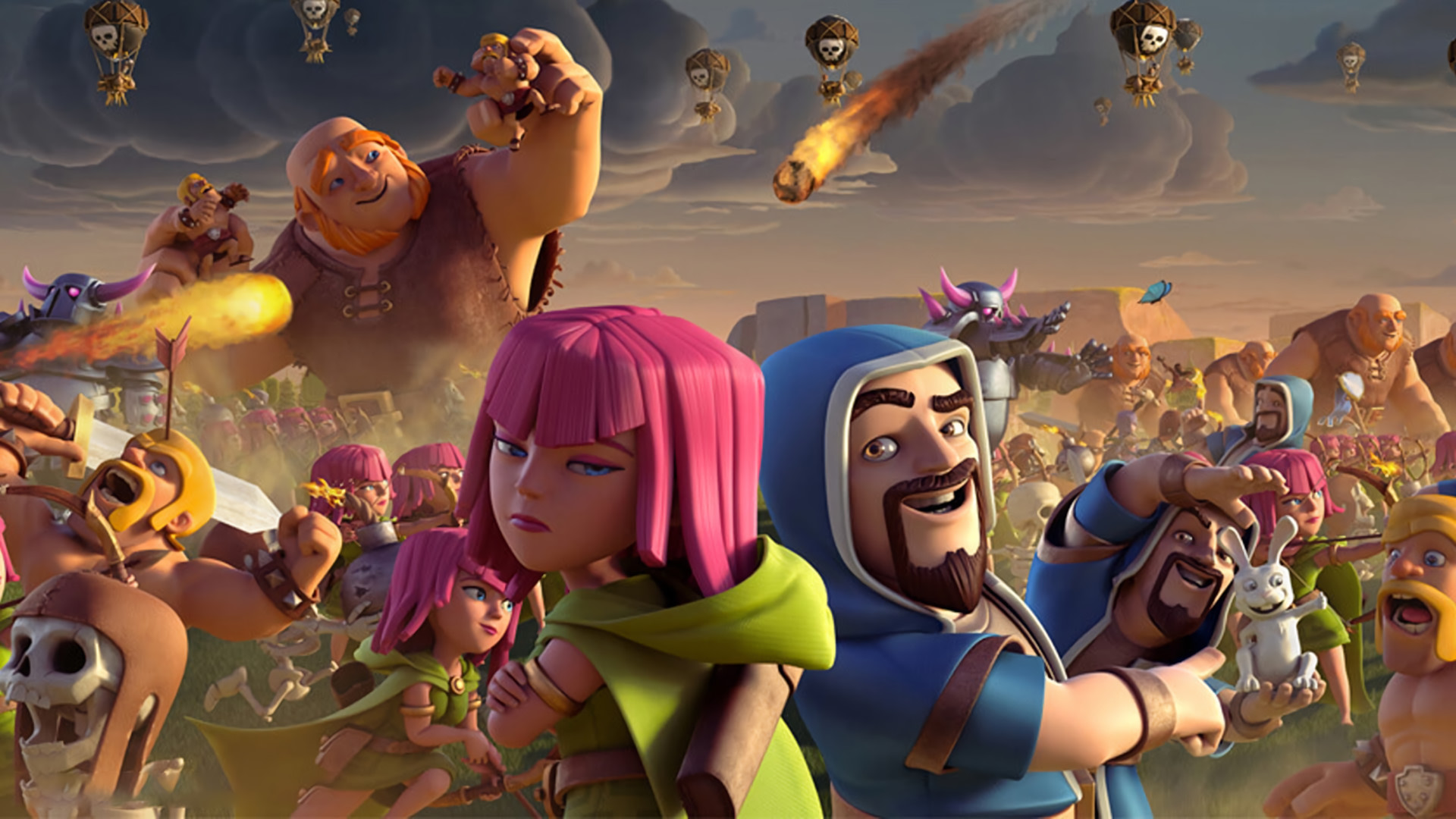 HD Wallpaper | Background ID:782650. Video Game Clash of Clans