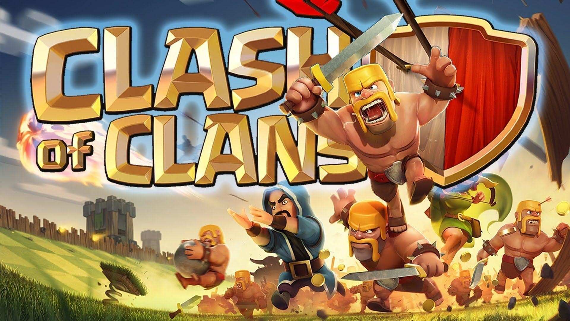 Clash Of Clans Wallpapers | WeNeedFun