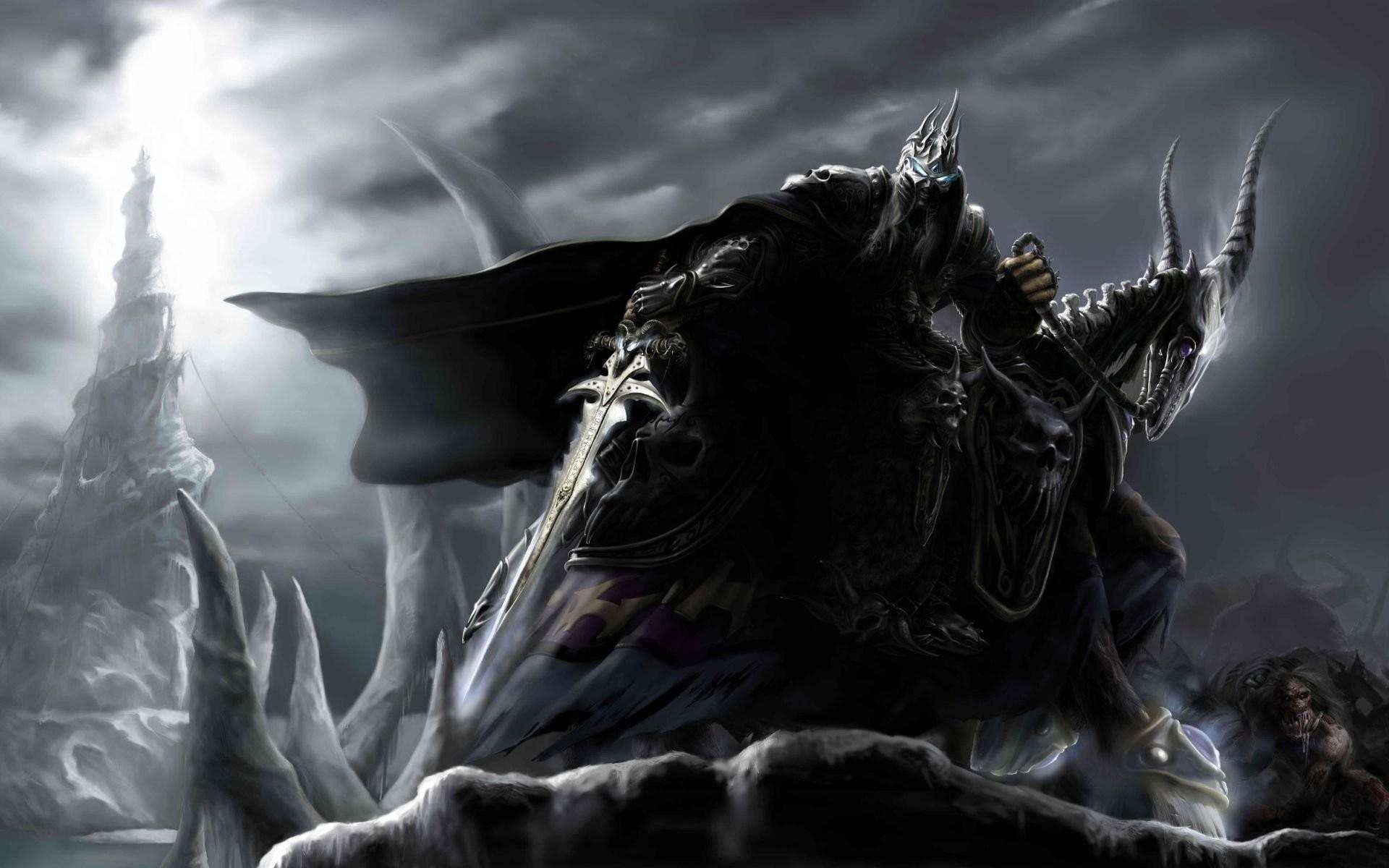 Death Knight 810400; wow death knight