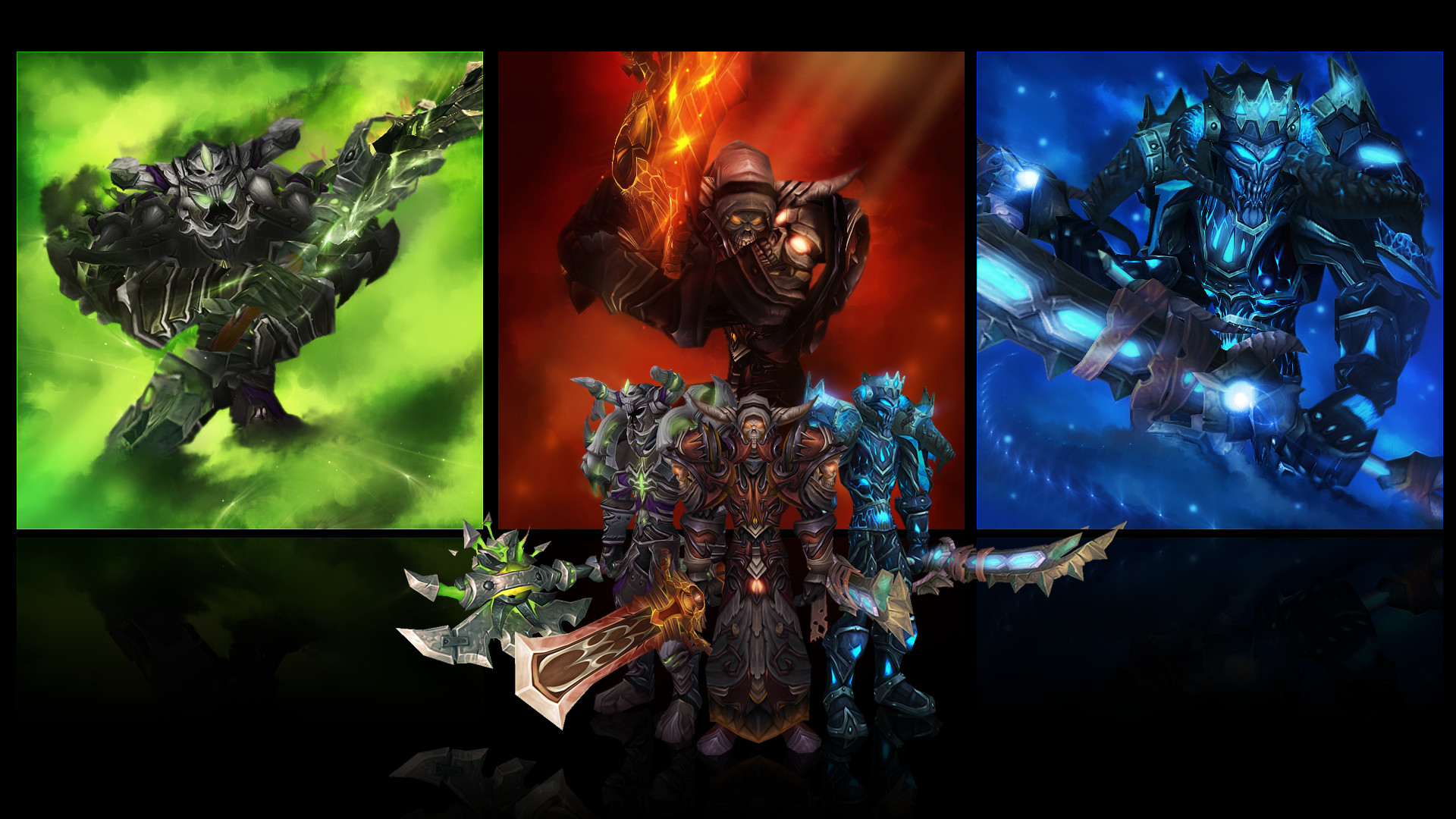 Death Knight Wallpaper by Thunderspeed Death Knight Wallpaper by  Thunderspeed