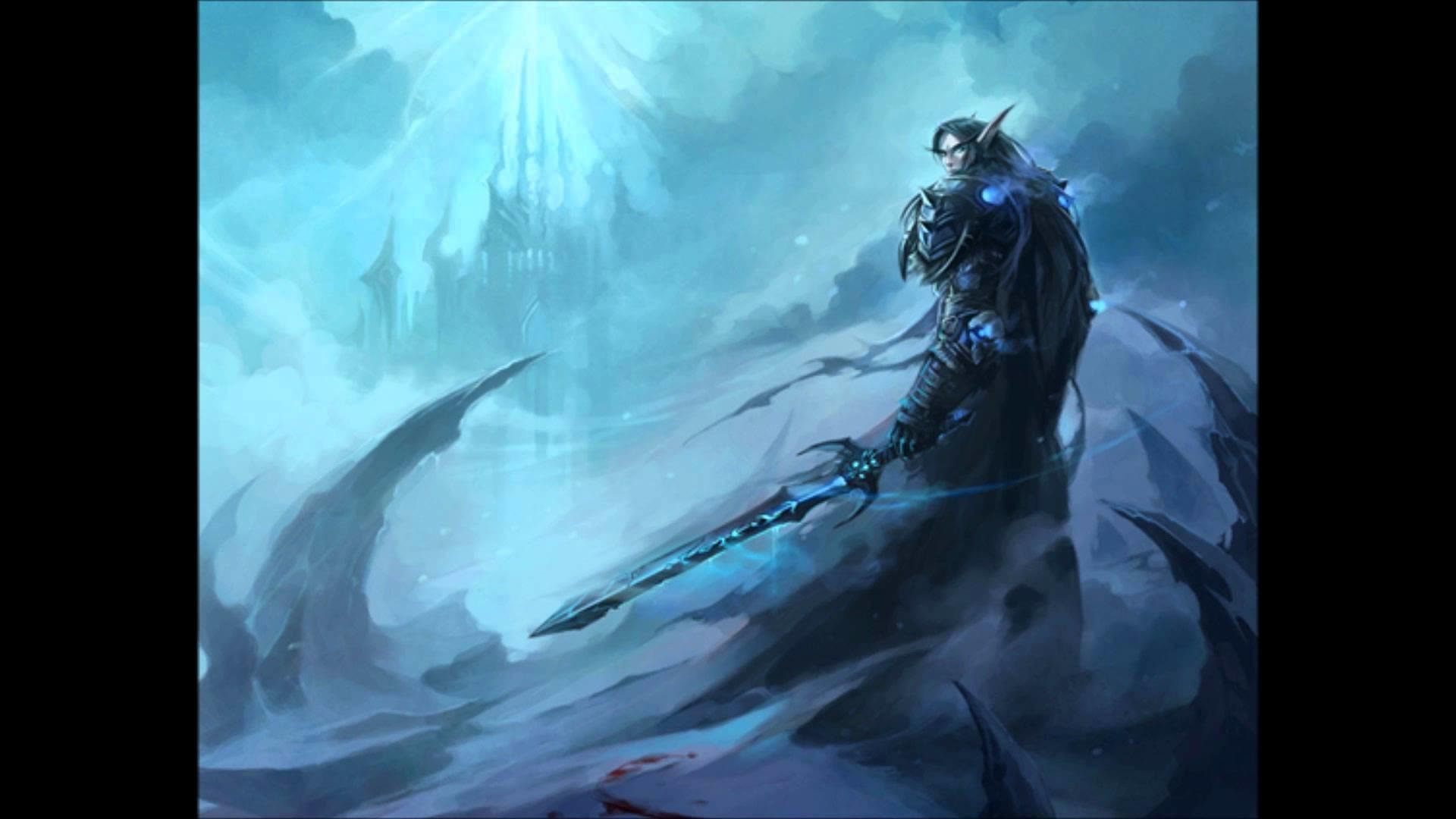 WoW Death Knight Background Edit