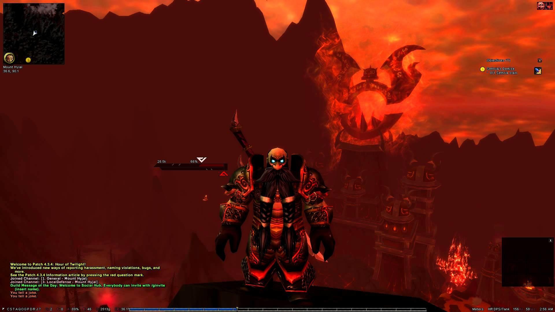 [World of Warcraft Death Knight Dwarf Jokes] – The Social Drinker