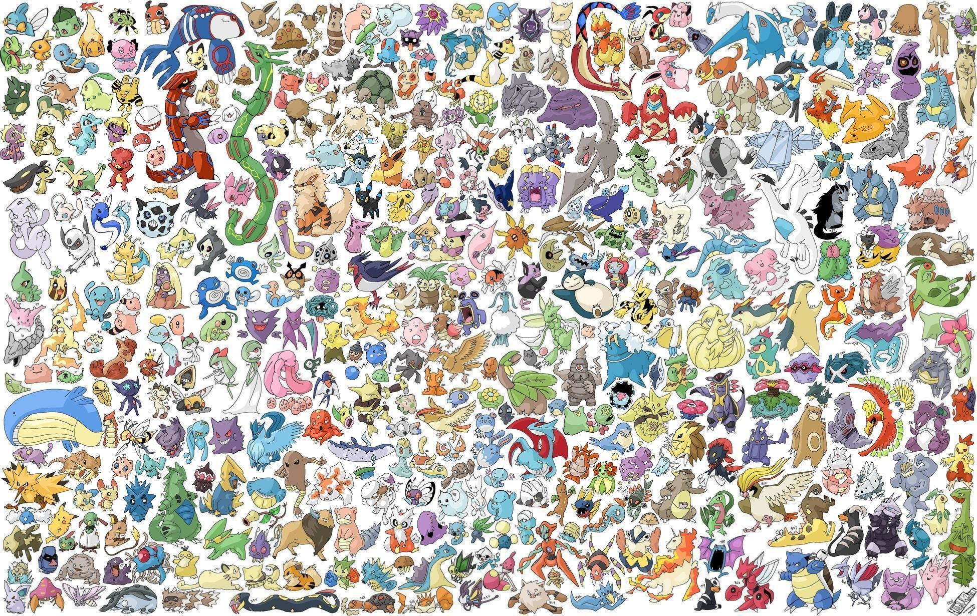 Pokemon Dual Screen Wallpaper – WallpaperSafari