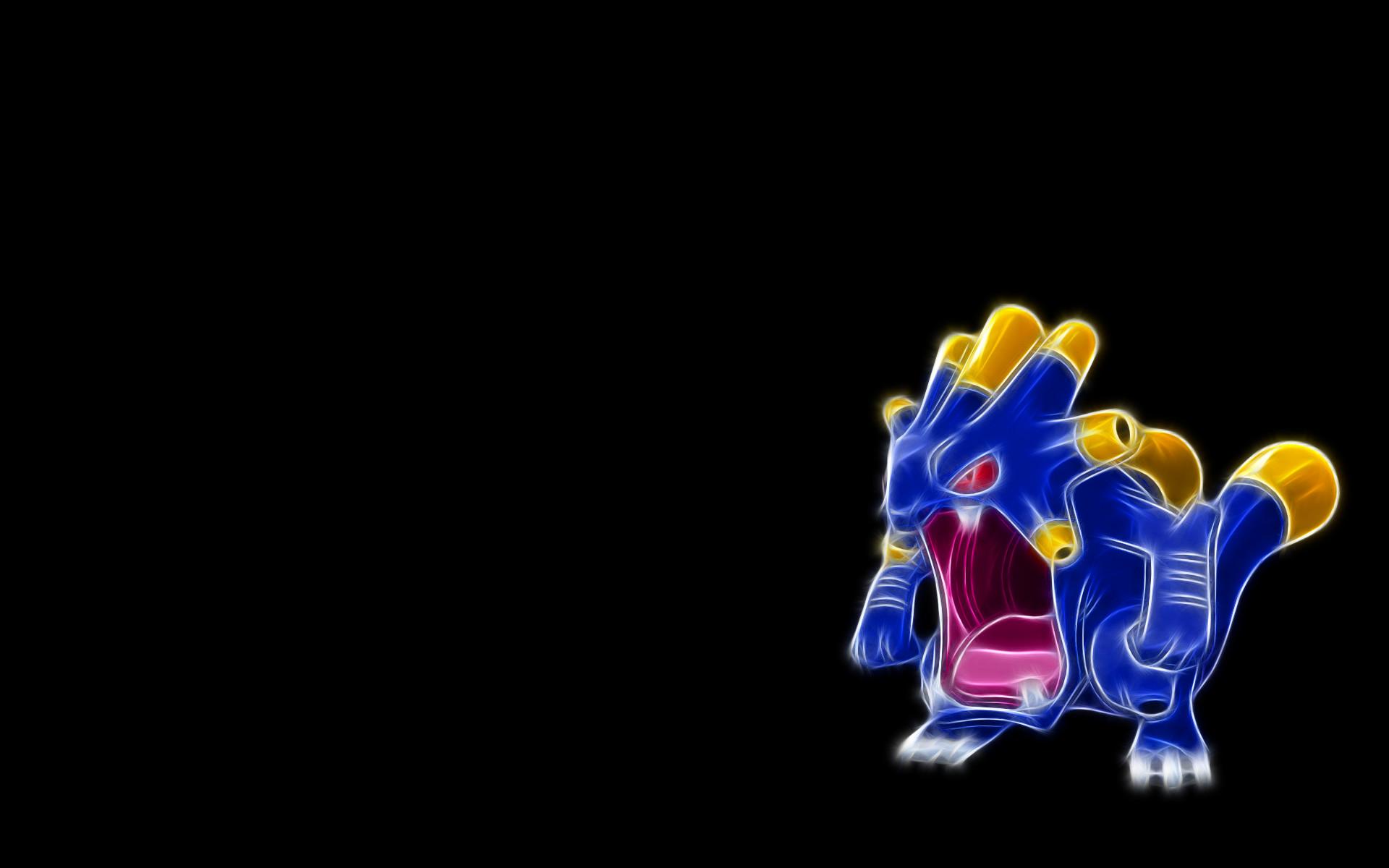 Pokemon Dual Screen Wallpaper