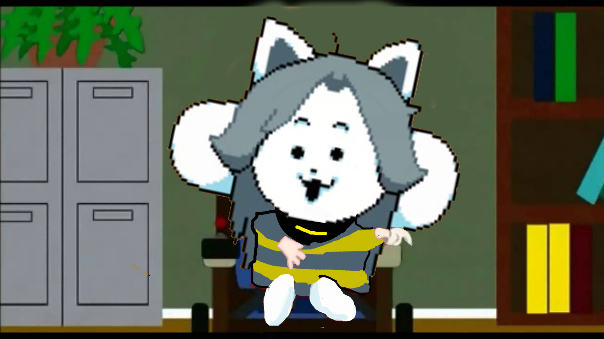 Temmie Wallpaper Related Keywords & Suggestions – Temmie .