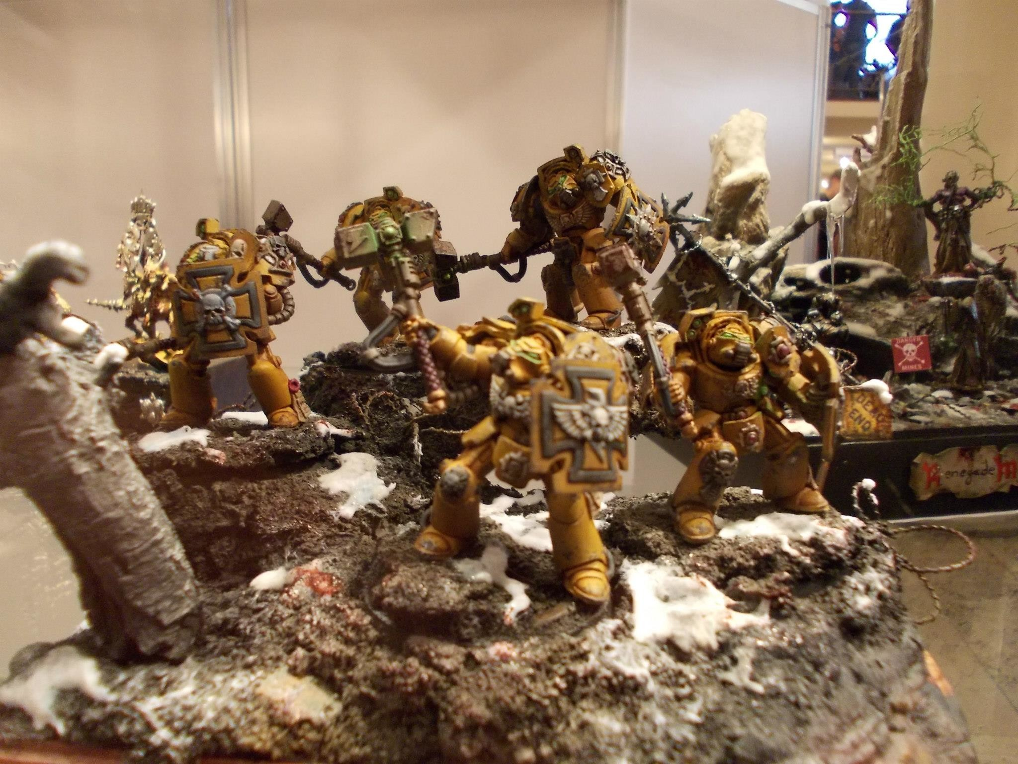 Imperial Fists | Ramblings from The Trenches
