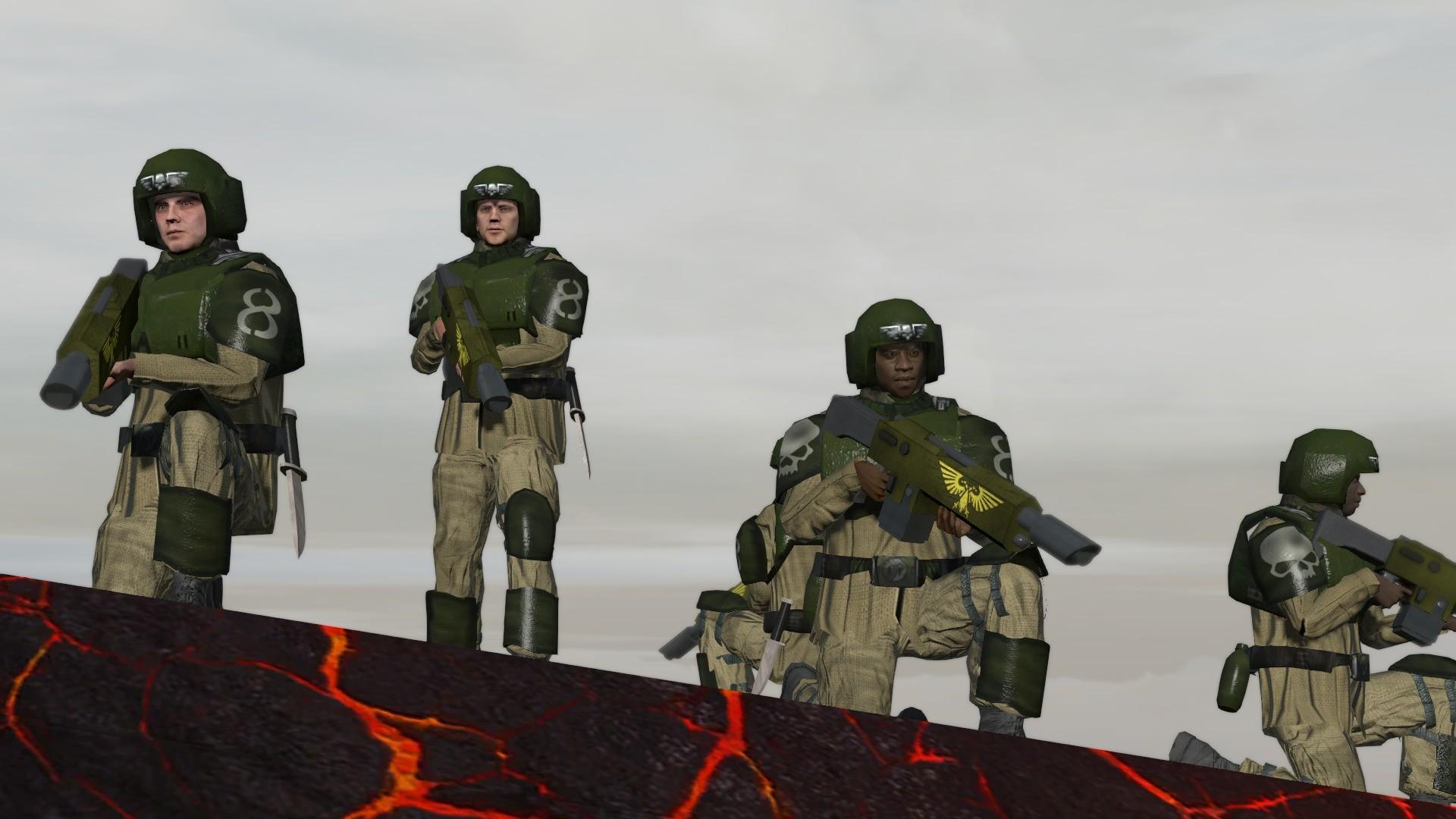 Add media Report RSS Imperial Guard (view original)